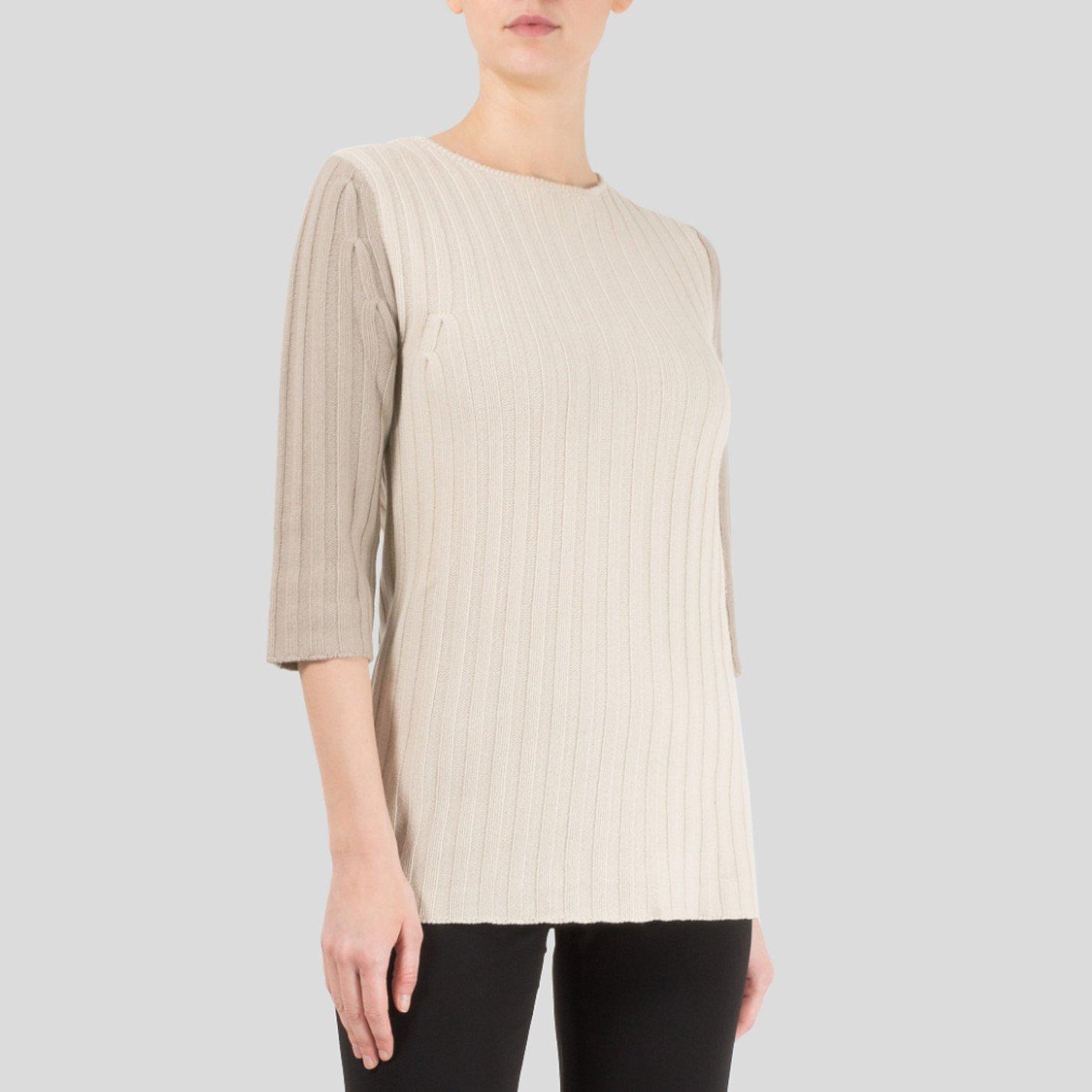 Chloé Contrast Sleeve Sweater