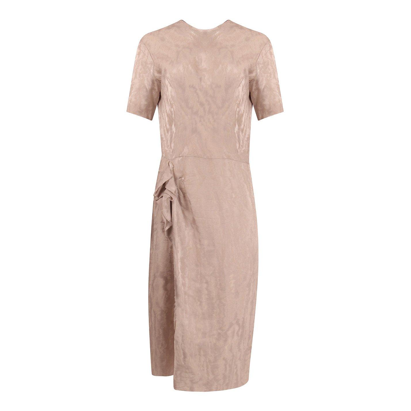 Isabel Marant Short Sleeve Midi Dress