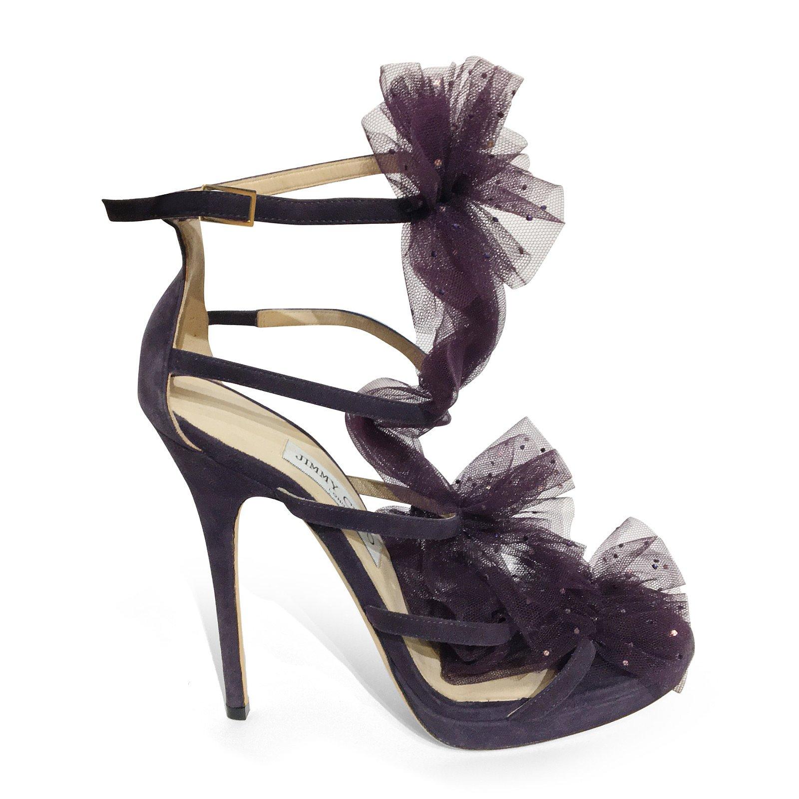 Jimmy Choo Floresse 100 Sandals