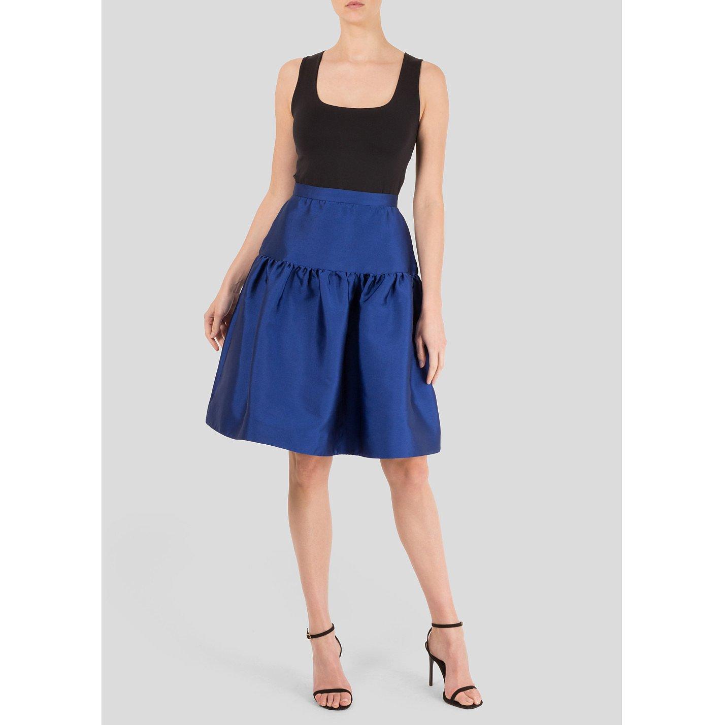 Temperley London Flared A-Line Skirt