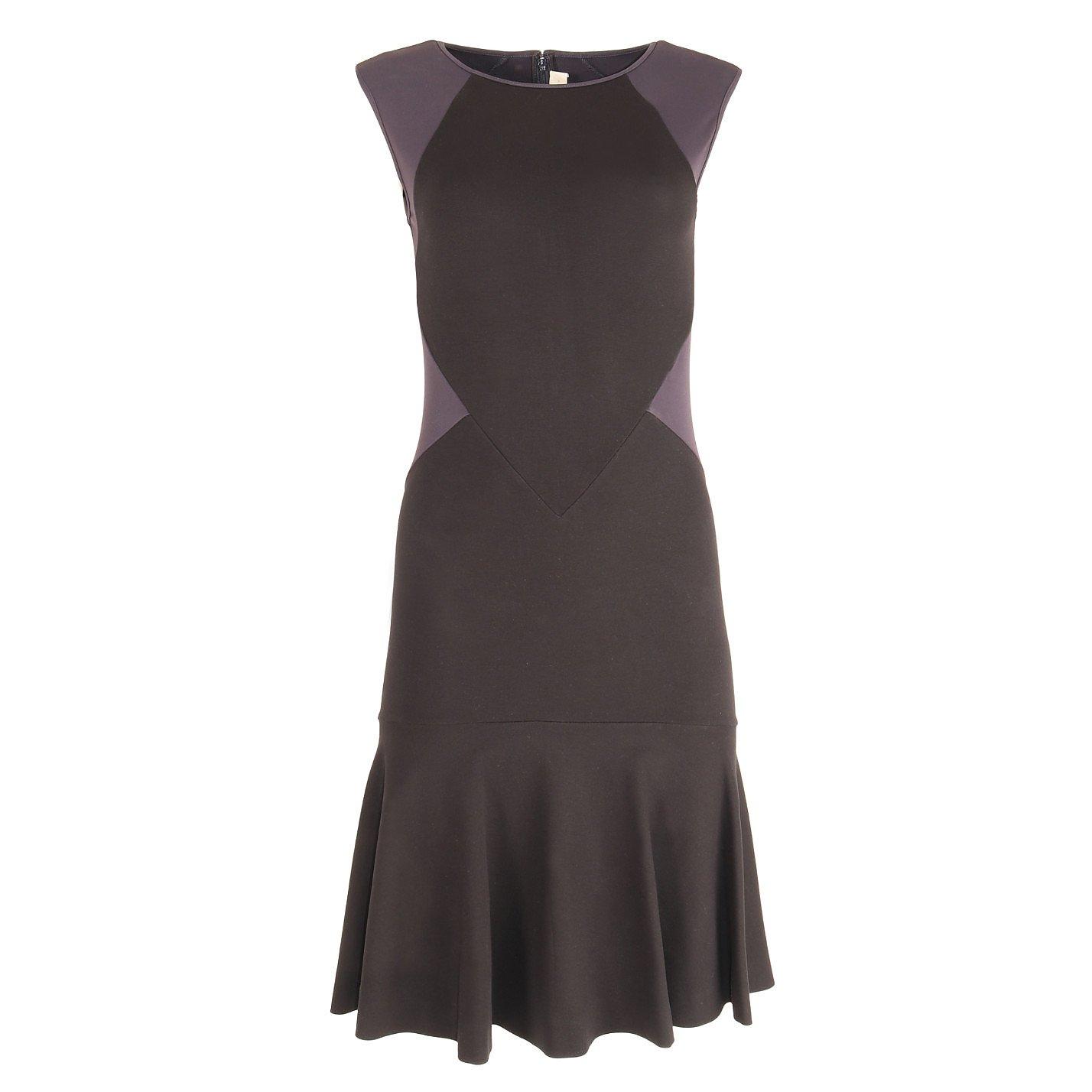 Stella McCartney Stretch Contrast Dress