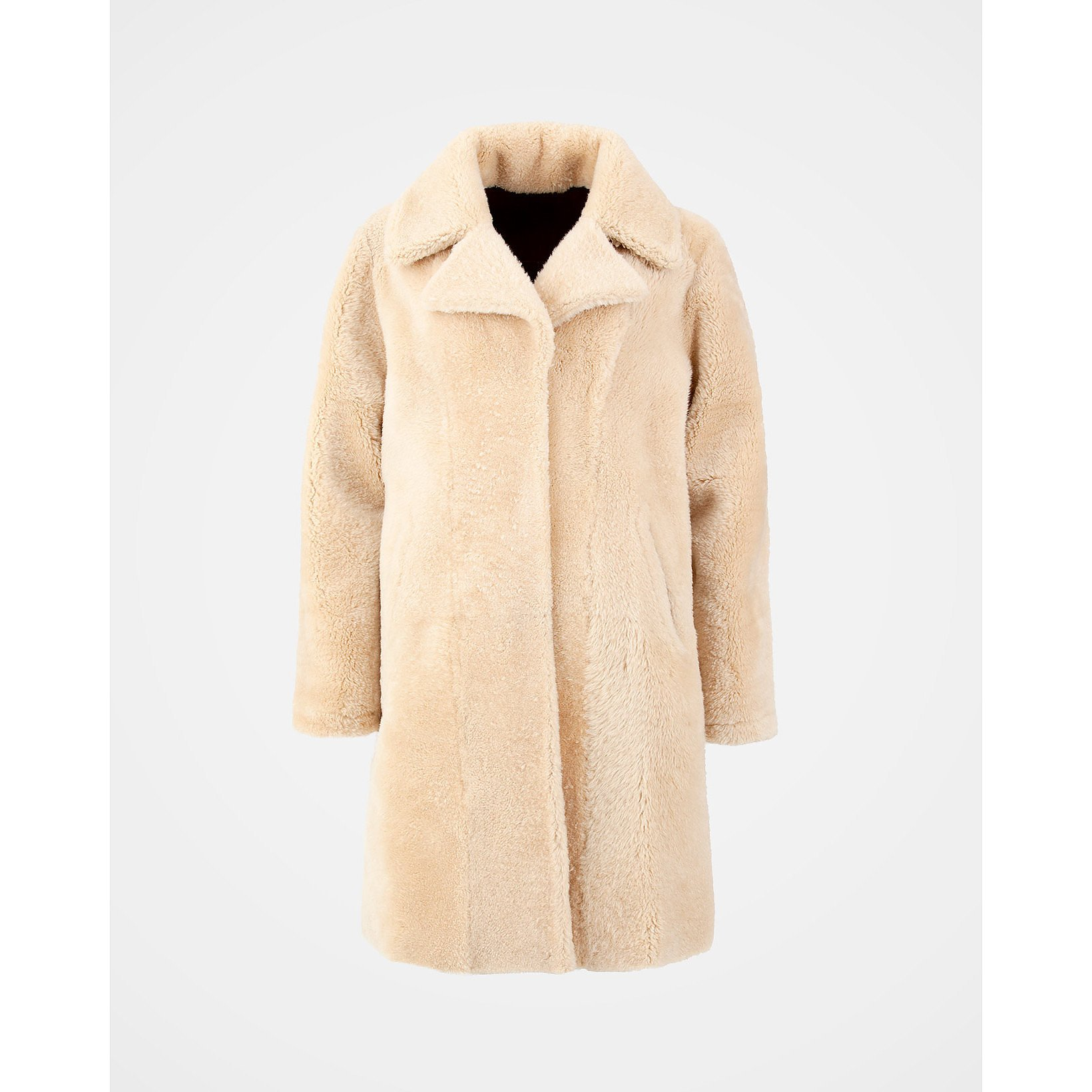 Celtic and Co Reversible Teddy Coat