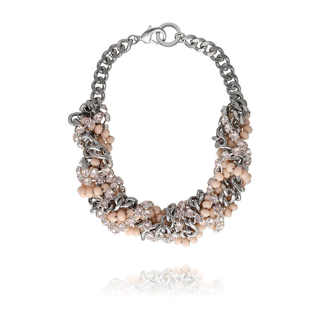 Fenton Diamanté Bondage Choker