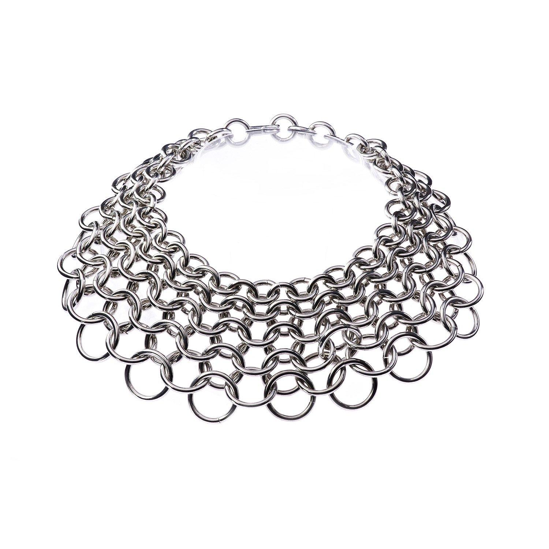 Simon Harrison Joan Small Chain Mail Necklace