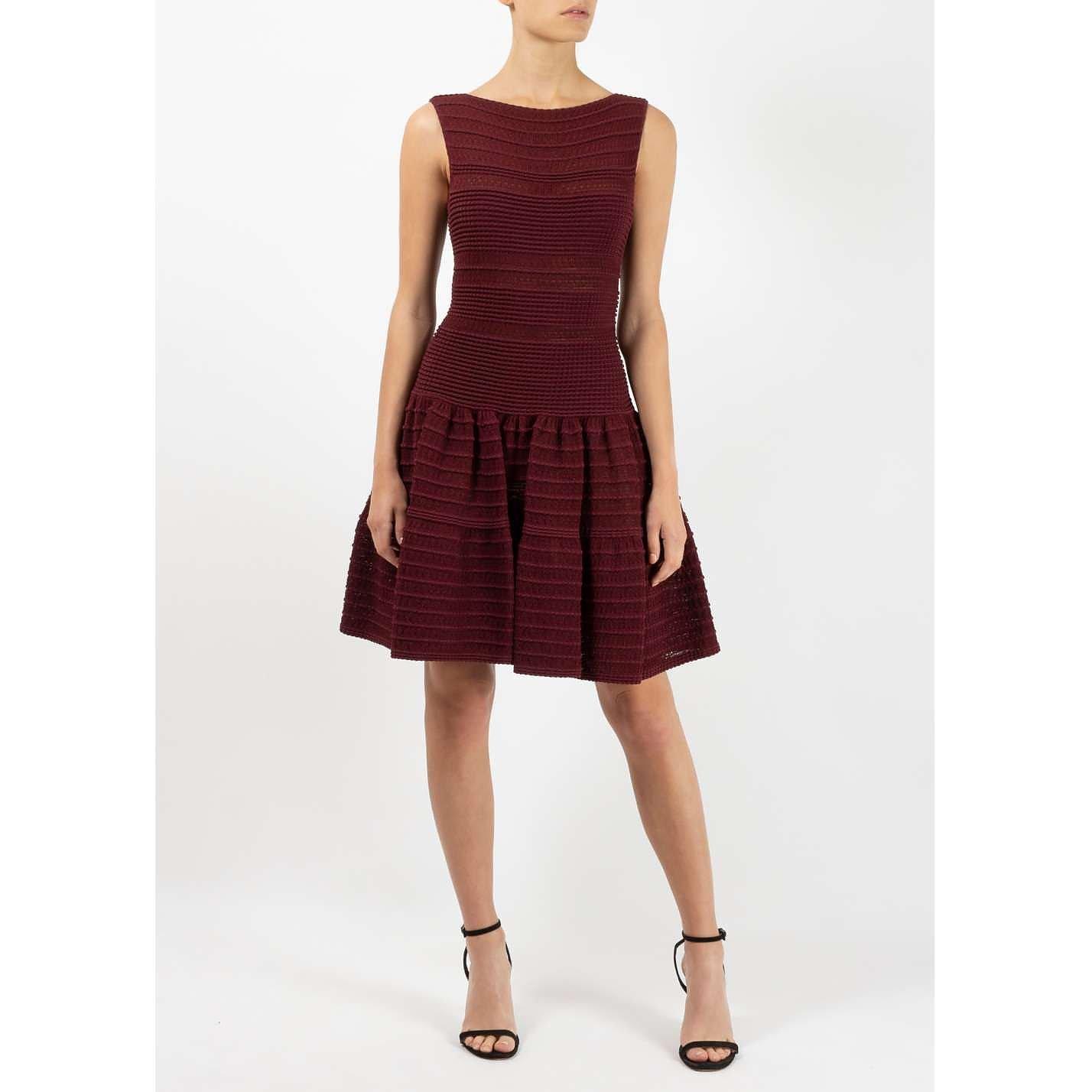 Alaïa Knitted Dress