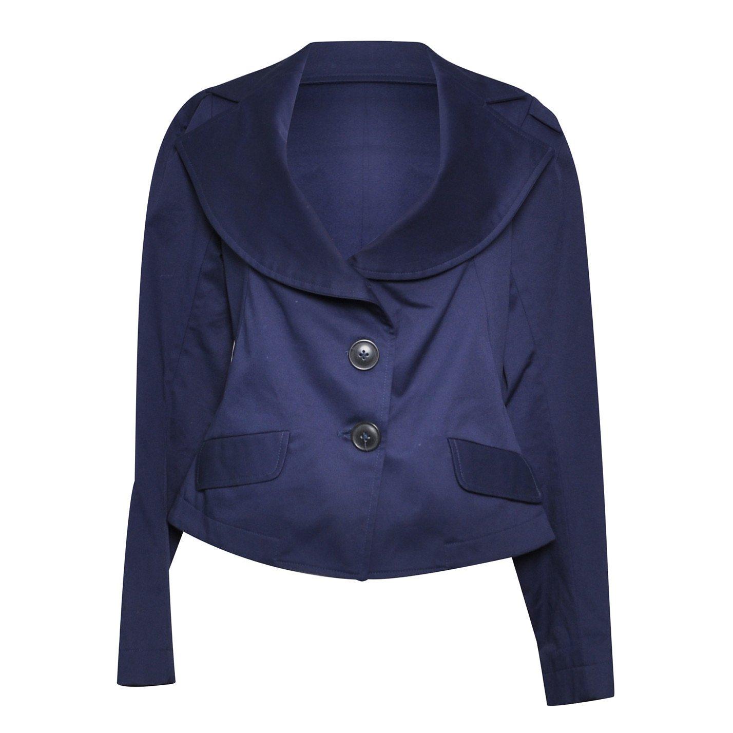 Vivienne Westwood Anglomania Cropped Blazer
