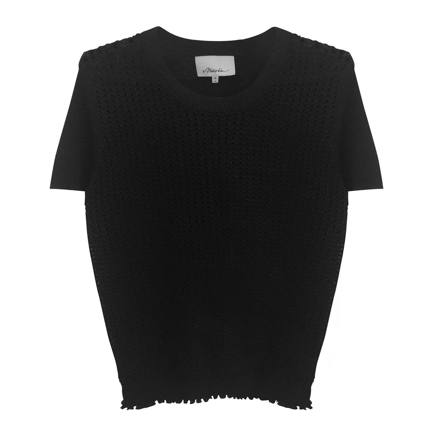 3.1 Phillip Lim Crocheted Jersey