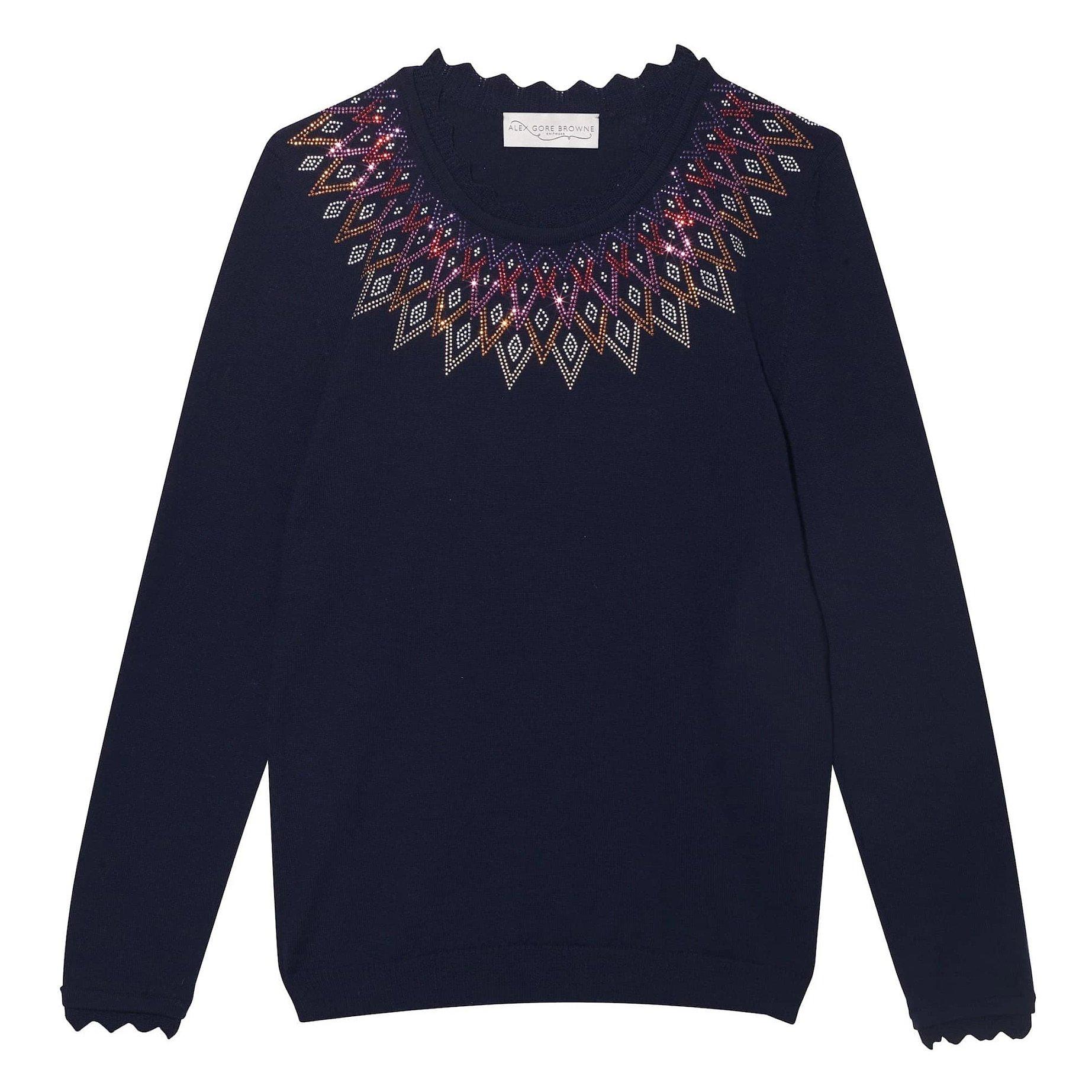 Alex Gore Browne Luna Sweater