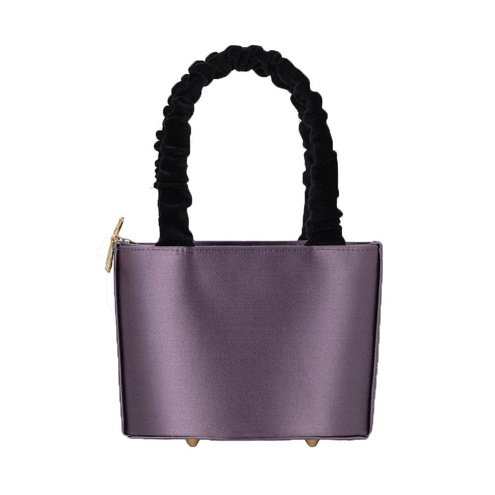 Mashu Sophia Mauve Bucket Bag