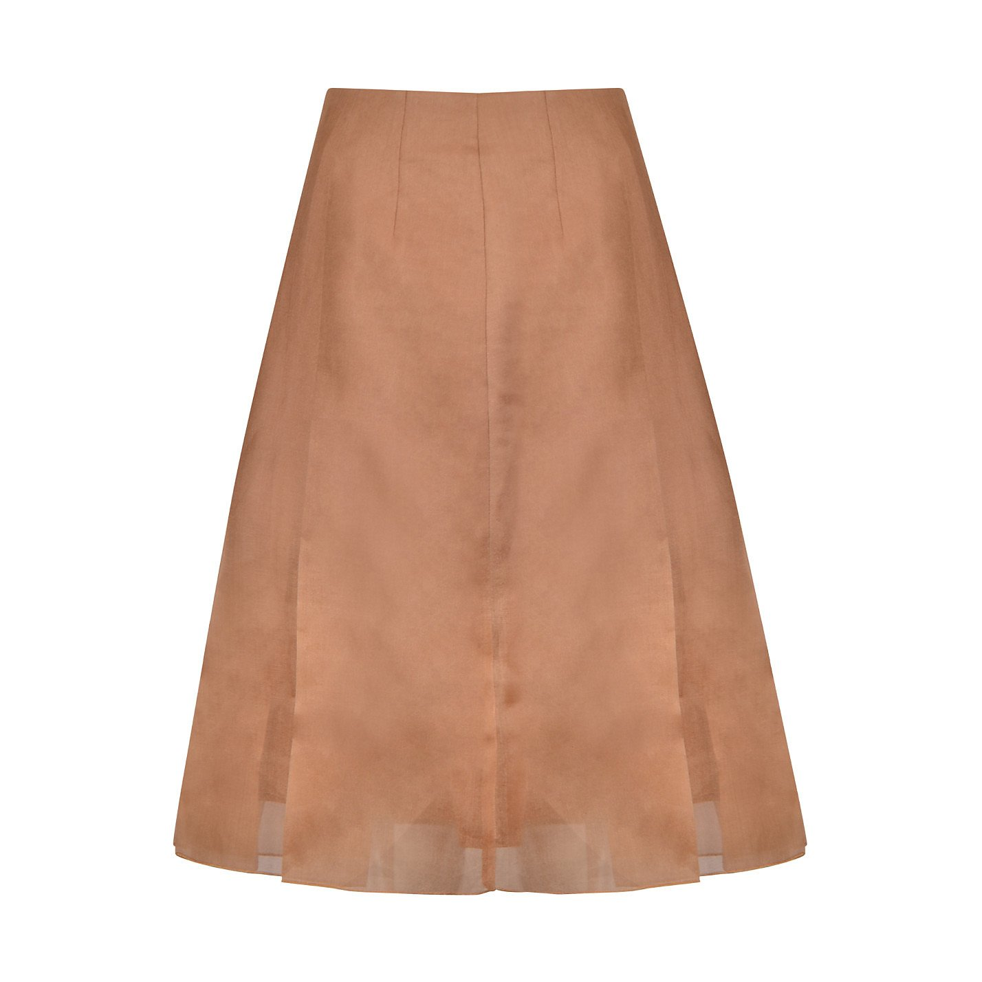 Dior A-Line Organza Skirt