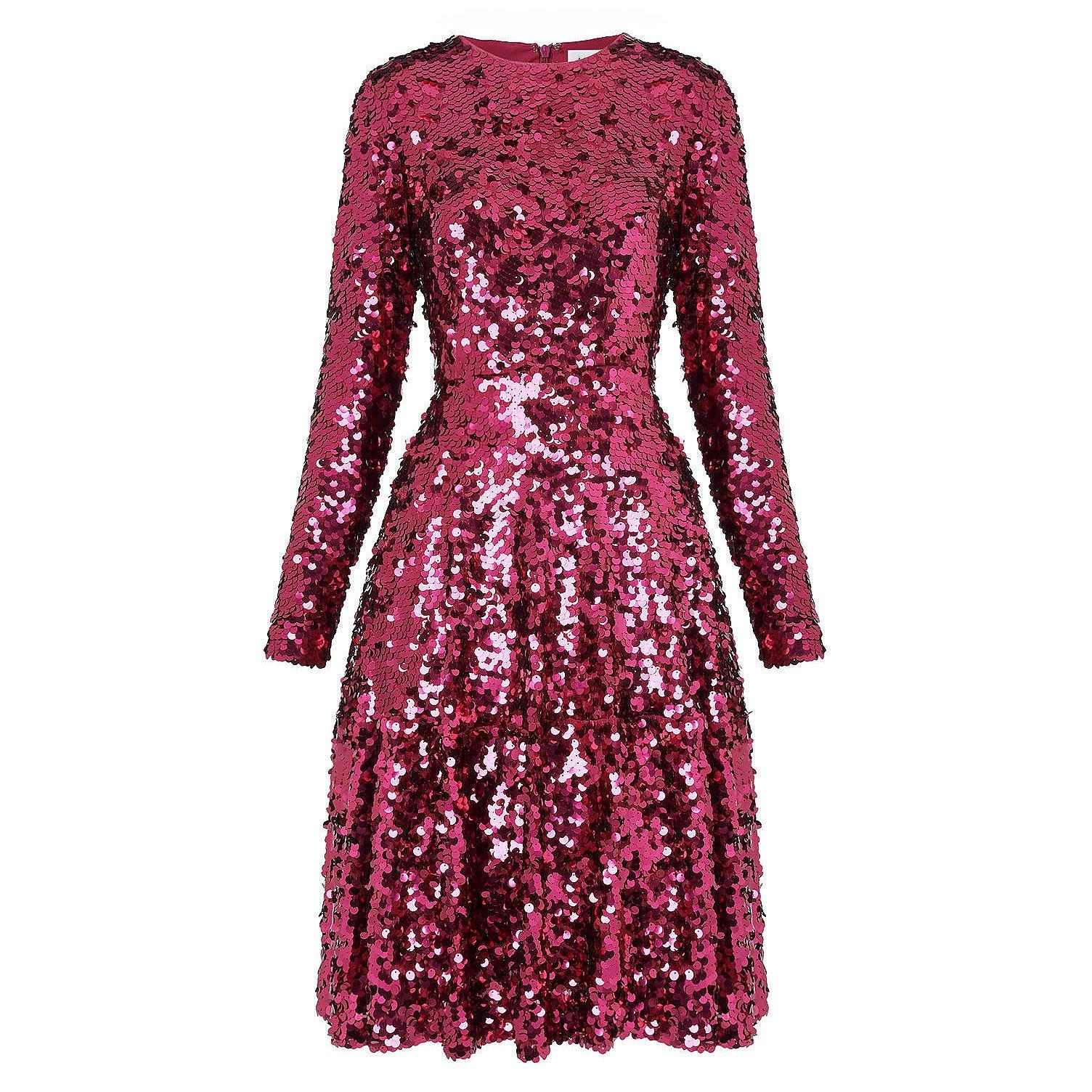 L.K. Bennett Sonic Sequin Dress