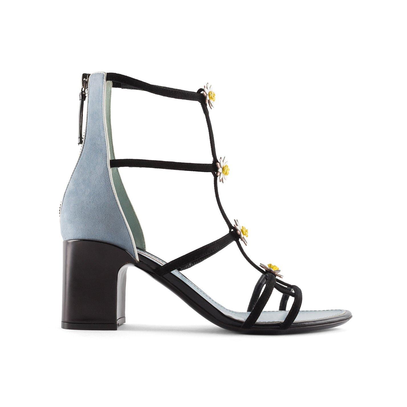 Fabrizio Viti Daisy Heeled Sandals
