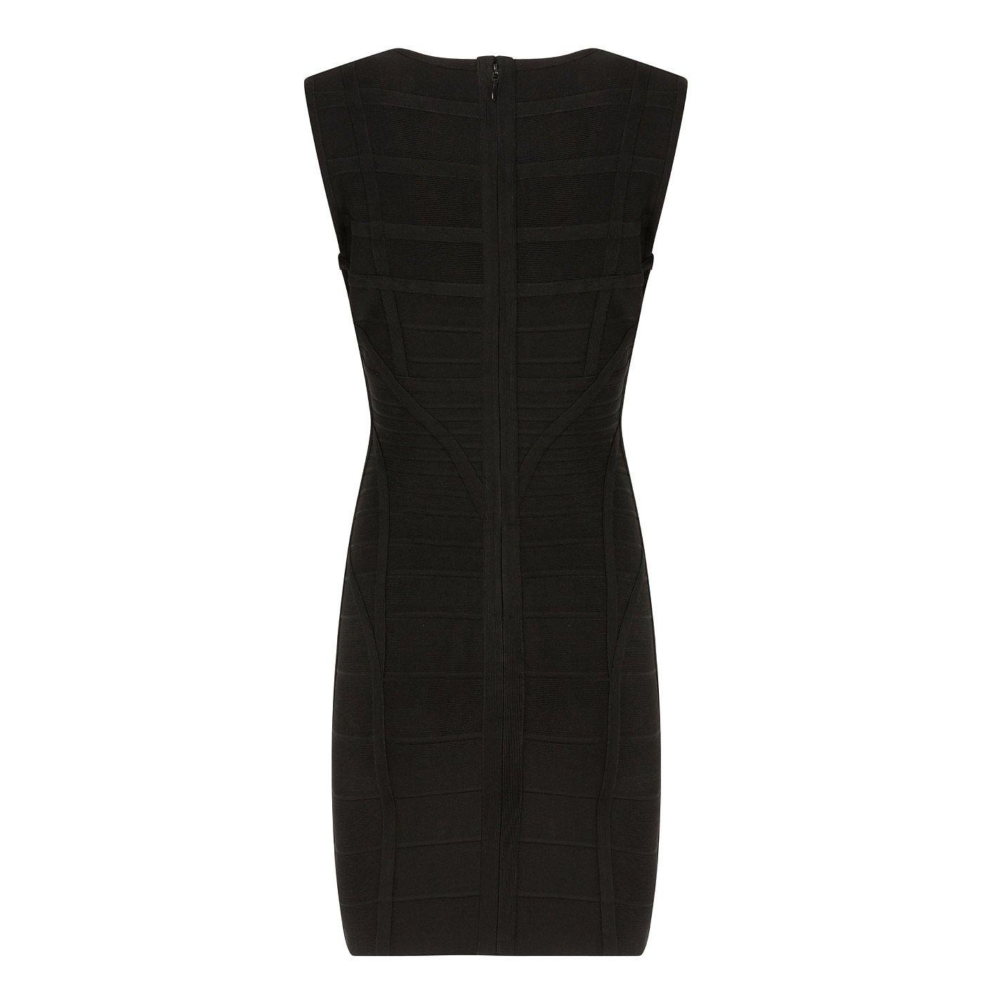 Herve Leger Kane Bandage Dress