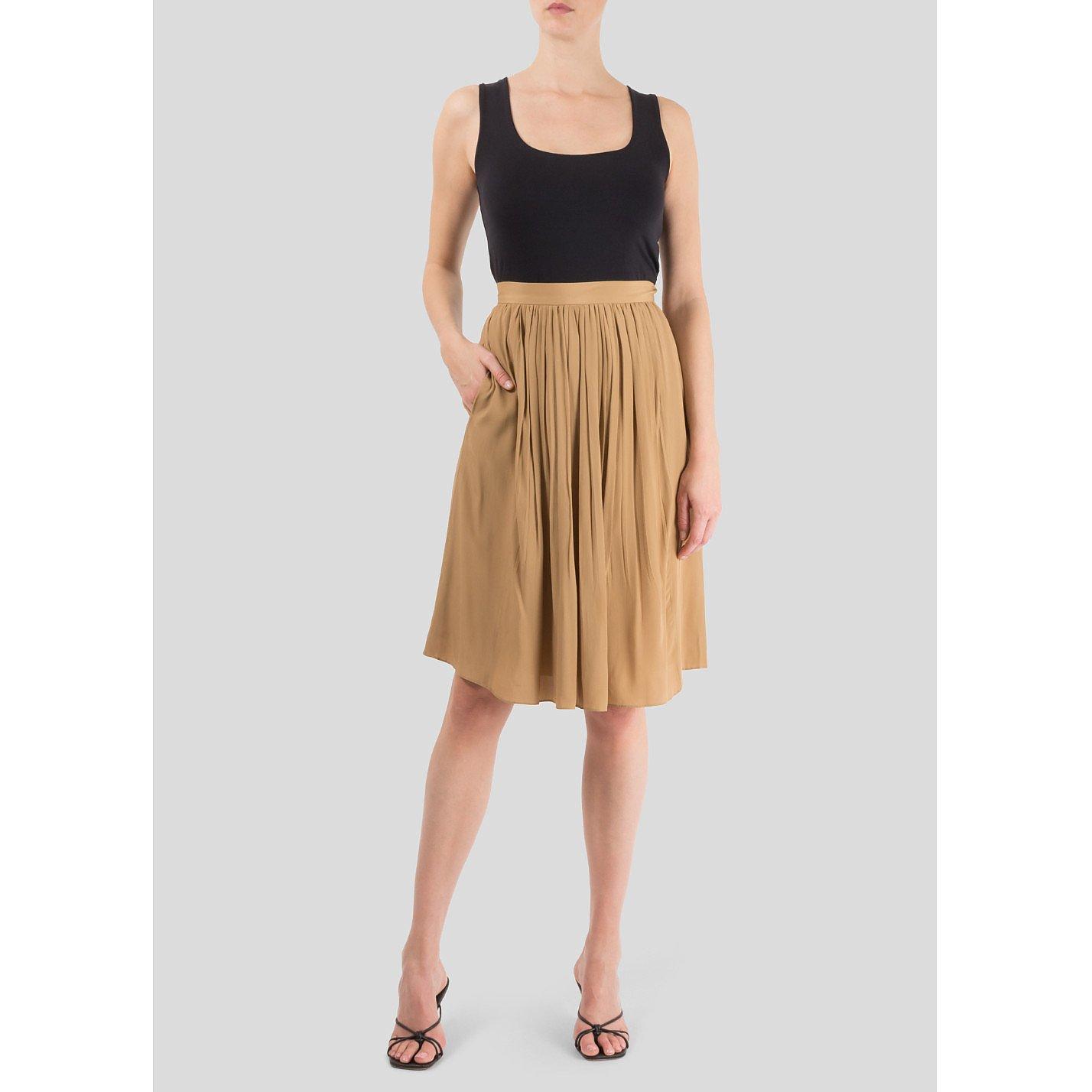 Chloé Silk Skirt