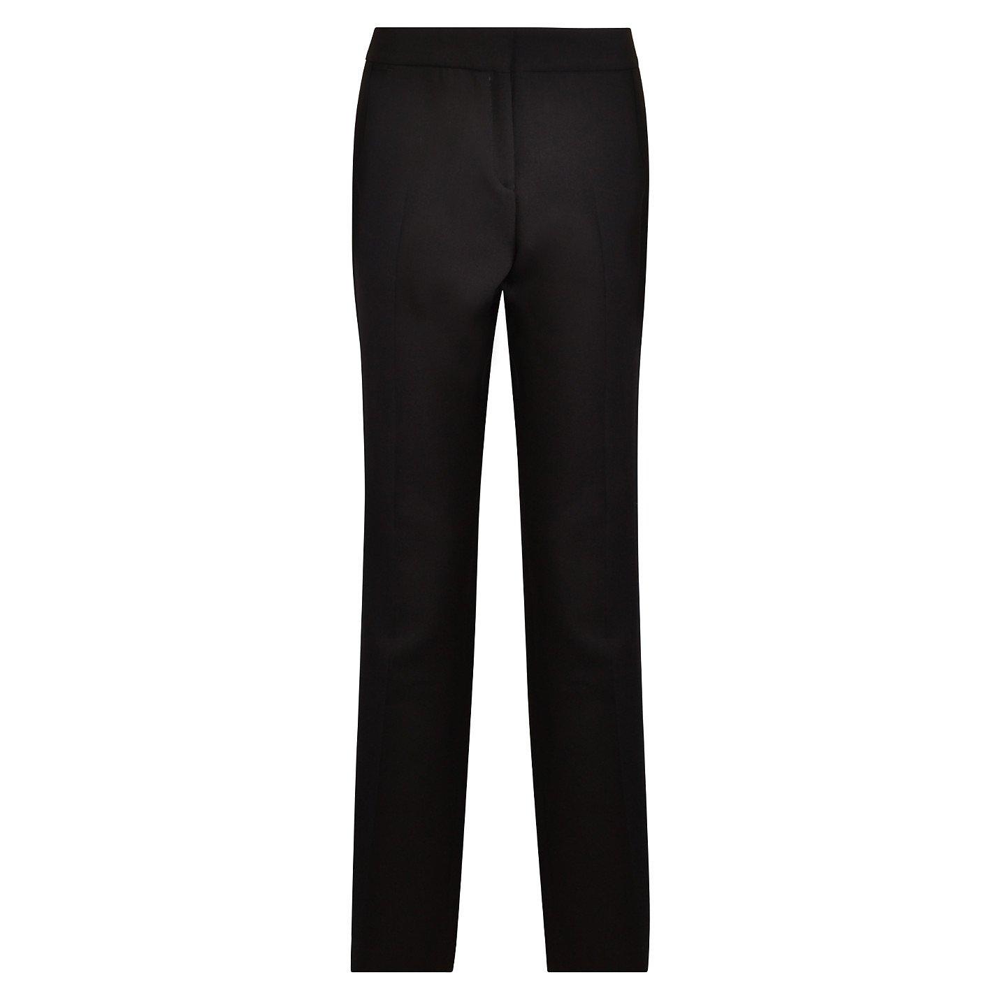 ME+EM Tailored Straight-Leg Trousers