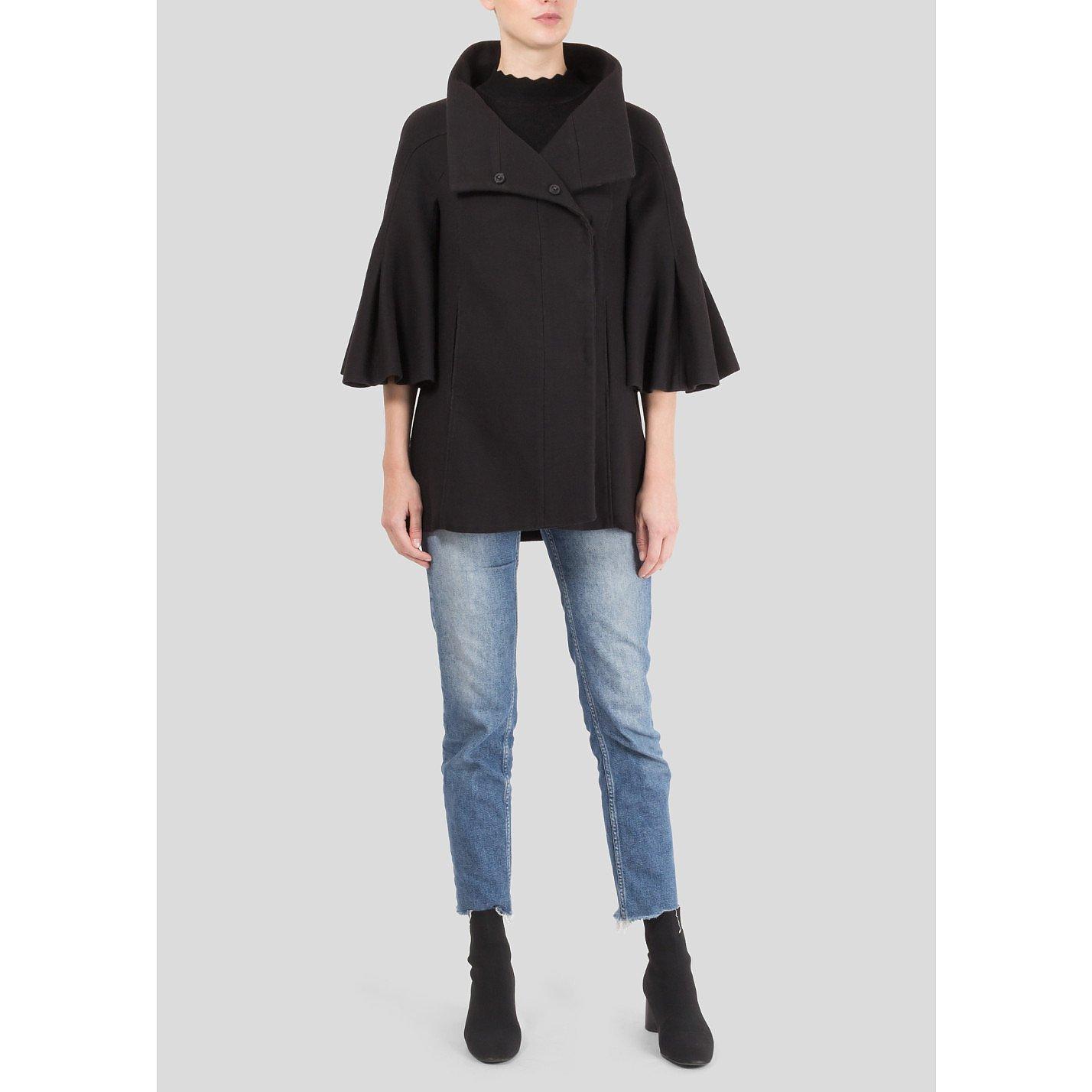 Vanessa Bruno Cape Style Jacket