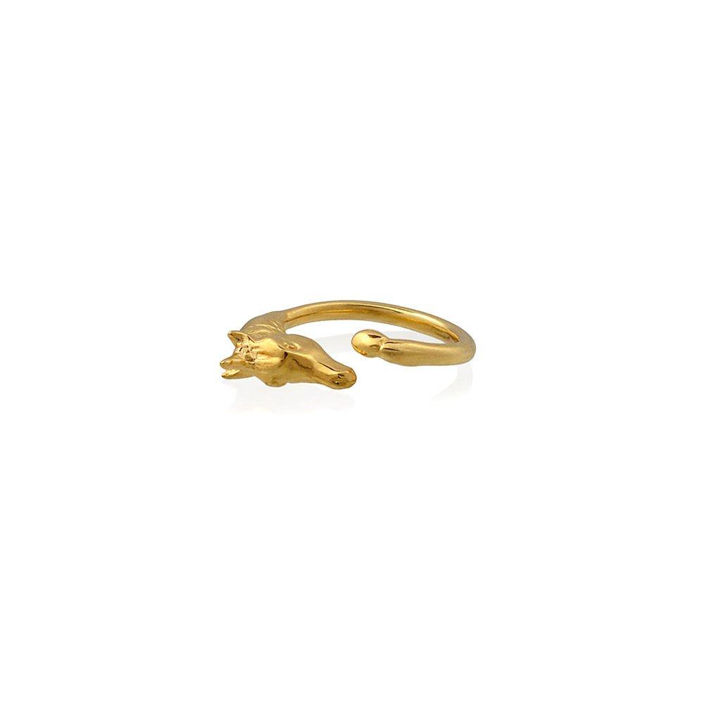 LeiVanKash Mini Unicorn Ring