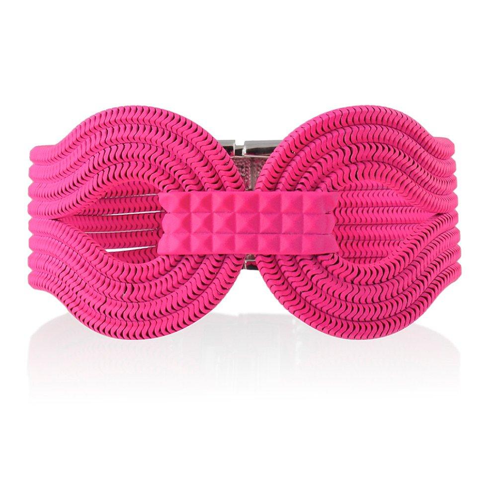 Lara Bohinc Gagarin Bracelet in Neon Pink