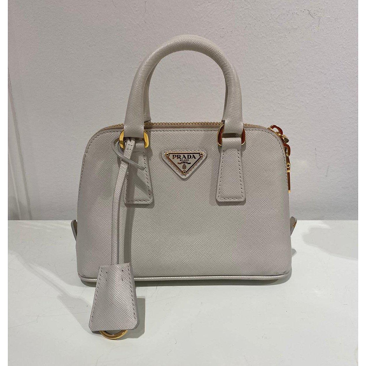 PRADA Mini Leather Bag