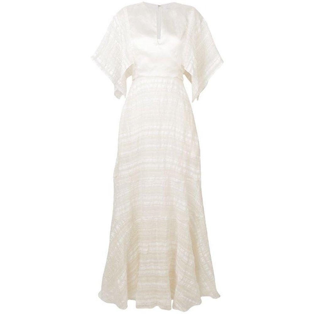 Noon By Noor Lou Bark Weave Dress