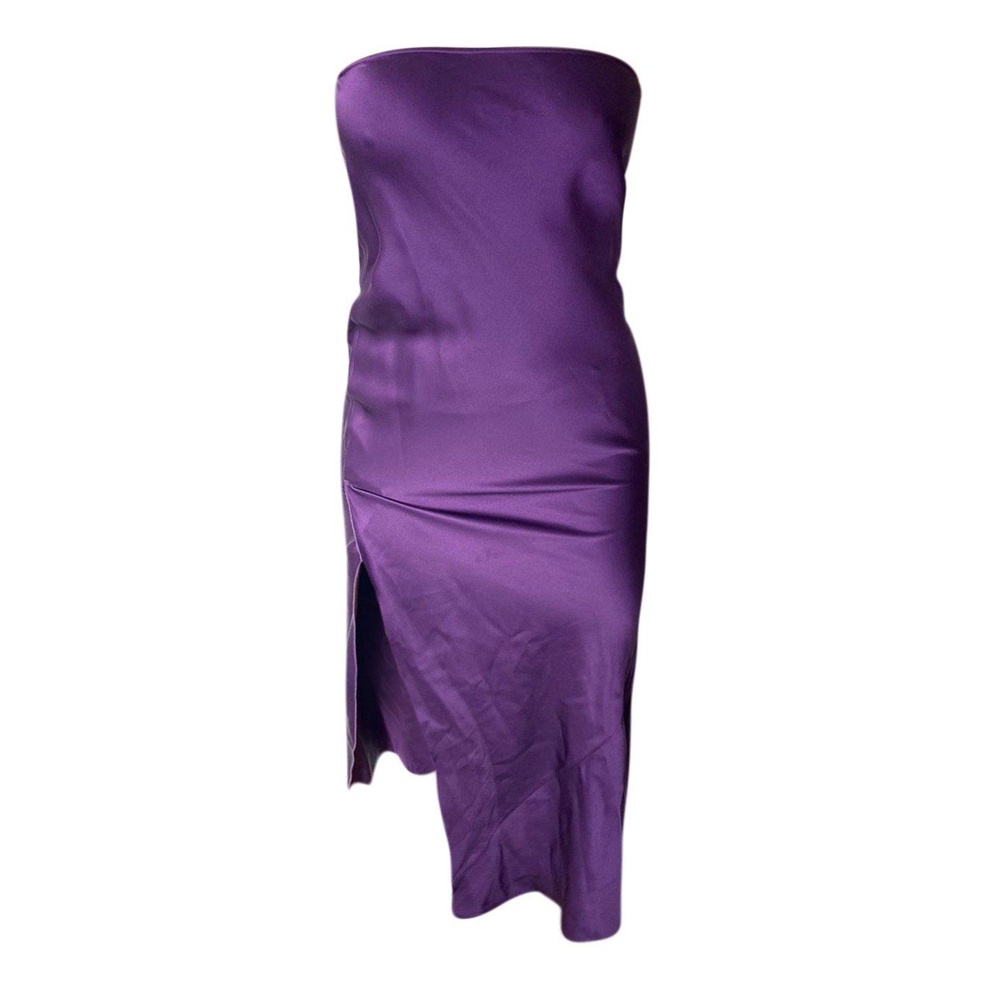 Acne Studios Silk Slip Dress