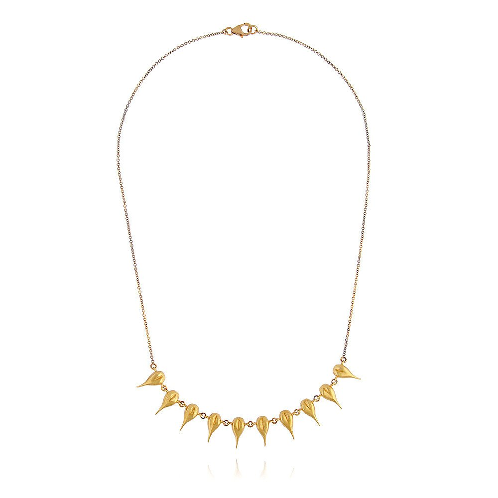 Rachel Boston Scorpion Stings Necklace