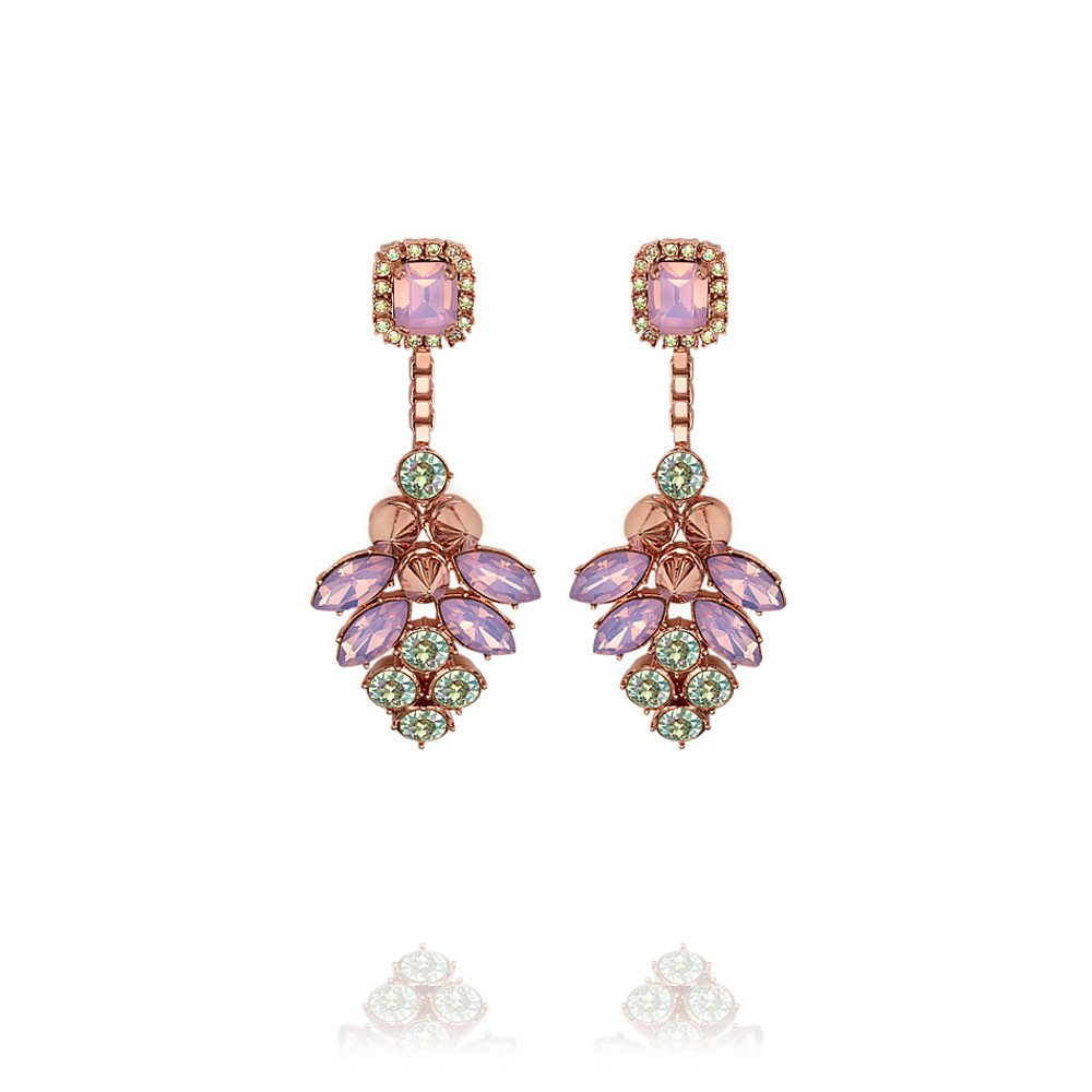 Mawi Crystal Firefly Drop Earrings