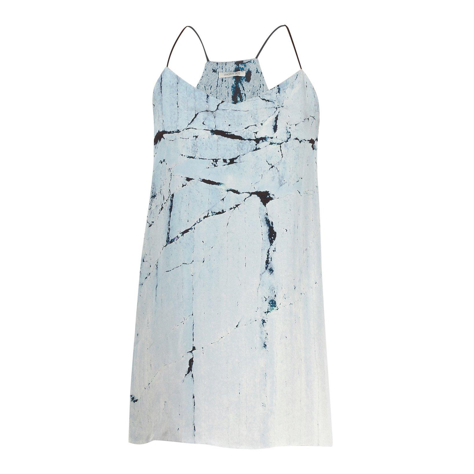 Zoe Jordan Silk Mini Dress