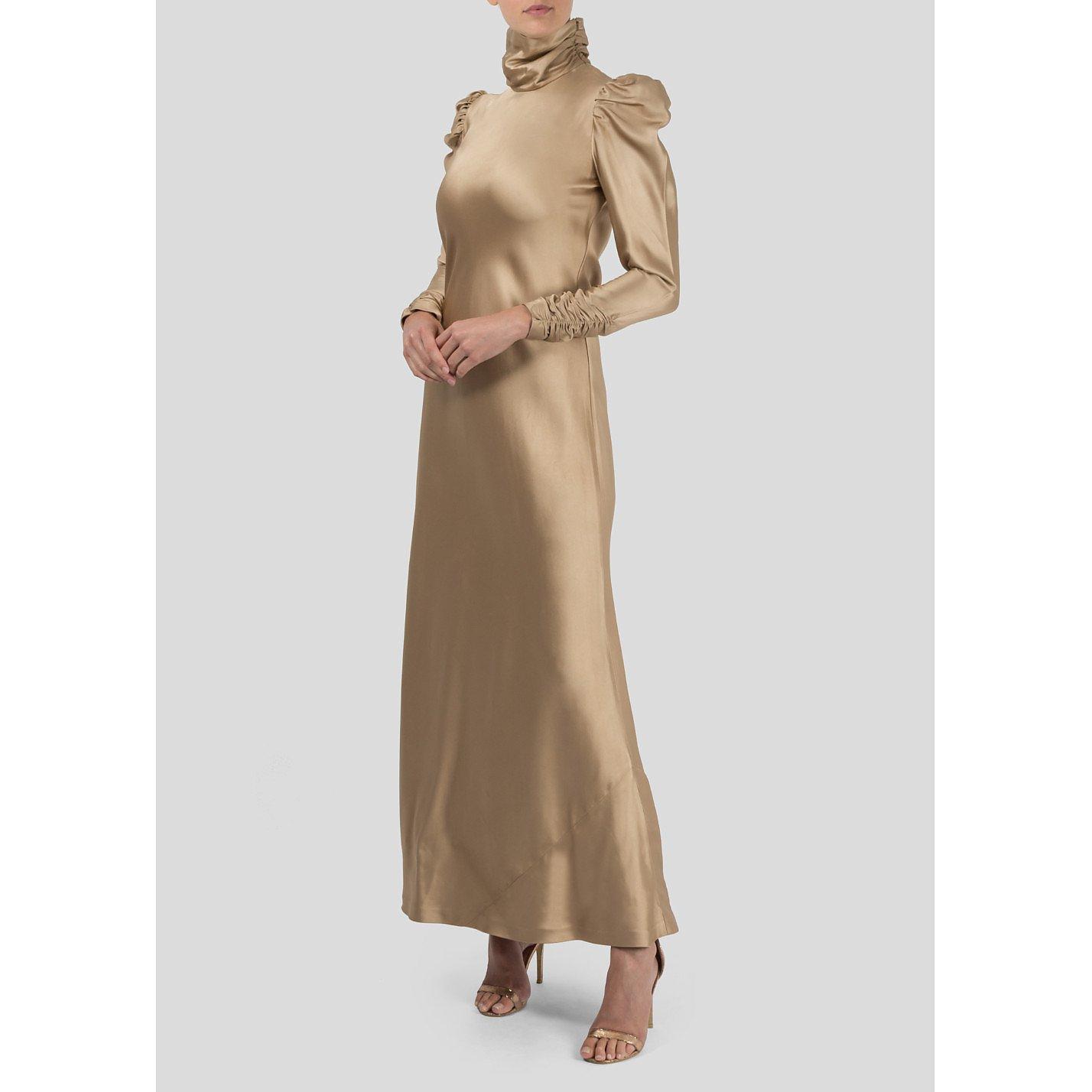ZIMMERMANN Ruched Gown