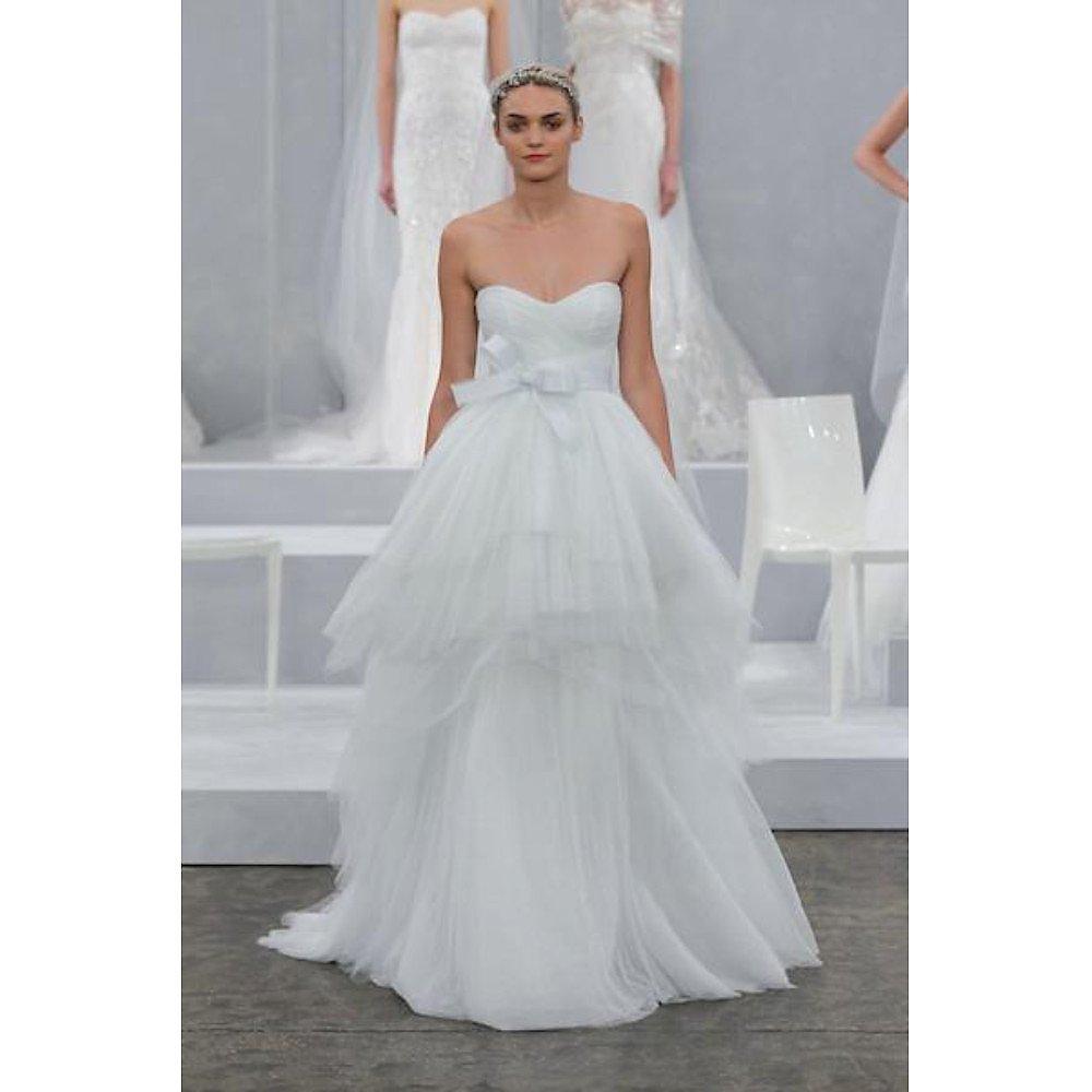 Monique Lhuillier Oceana Dress