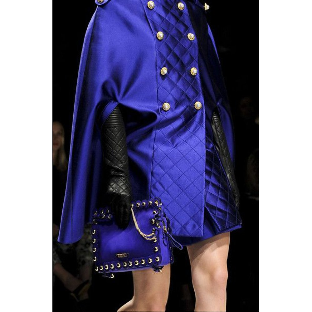 Moschino Satin Double Breasted Jacket