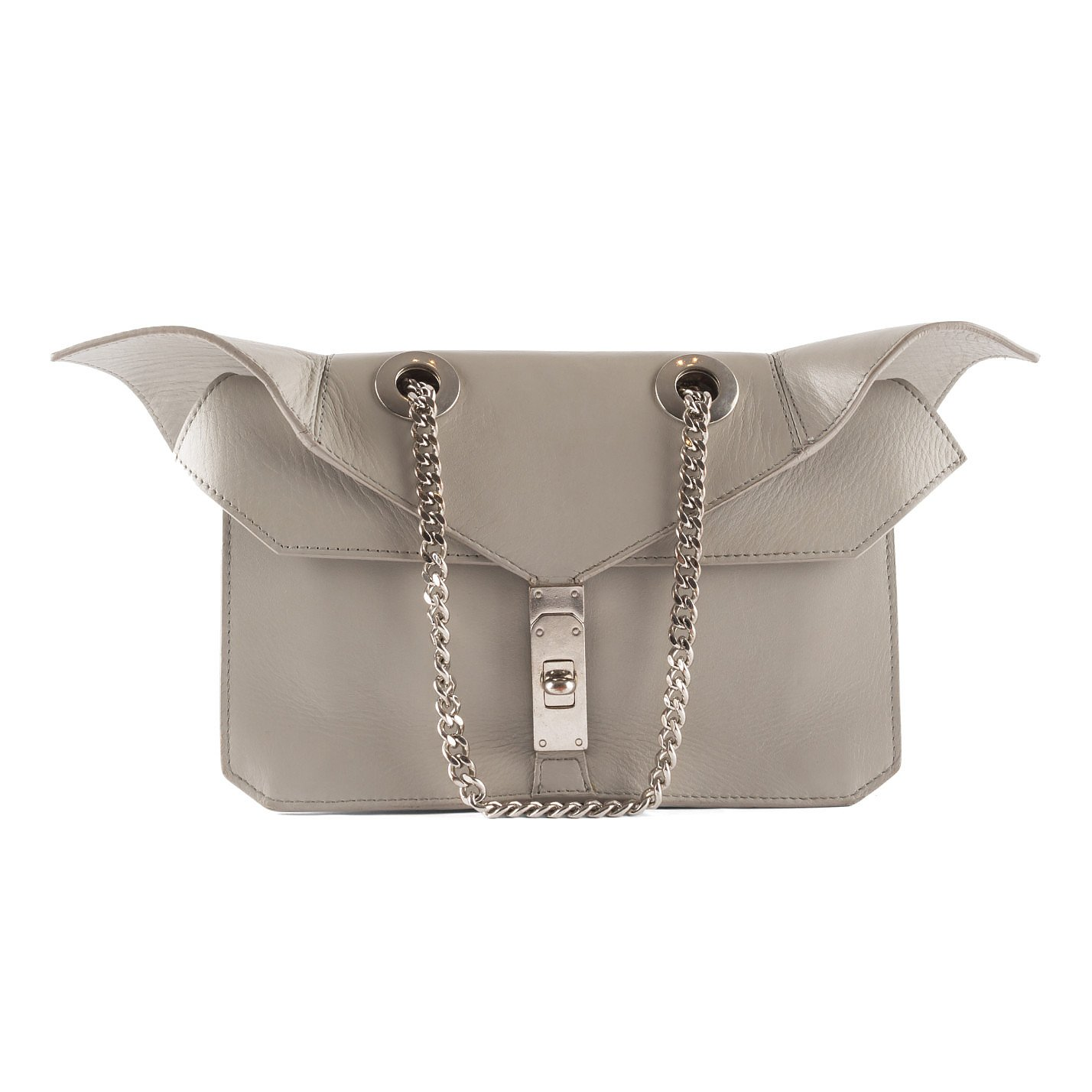 The Changing Factor Alien Clutch Bag
