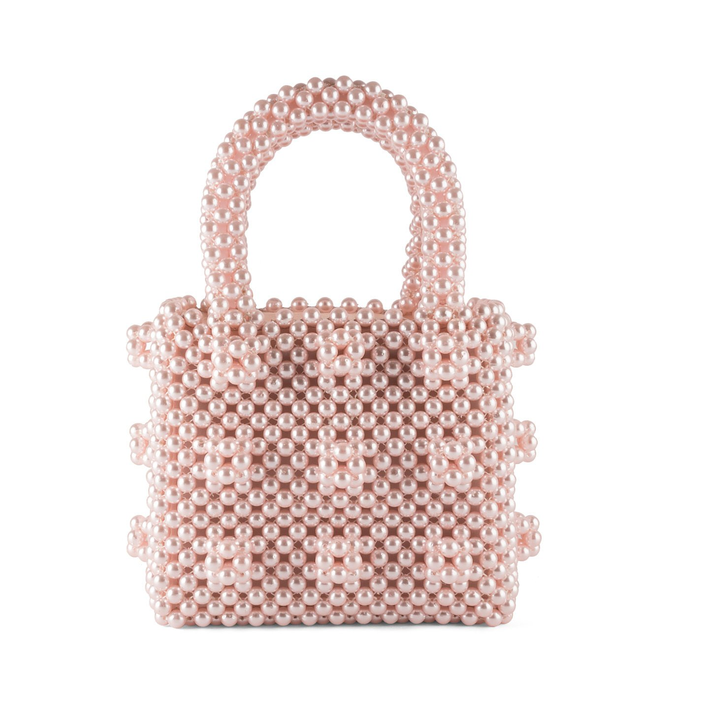Shrimps Antonia Mini Beaded Bag