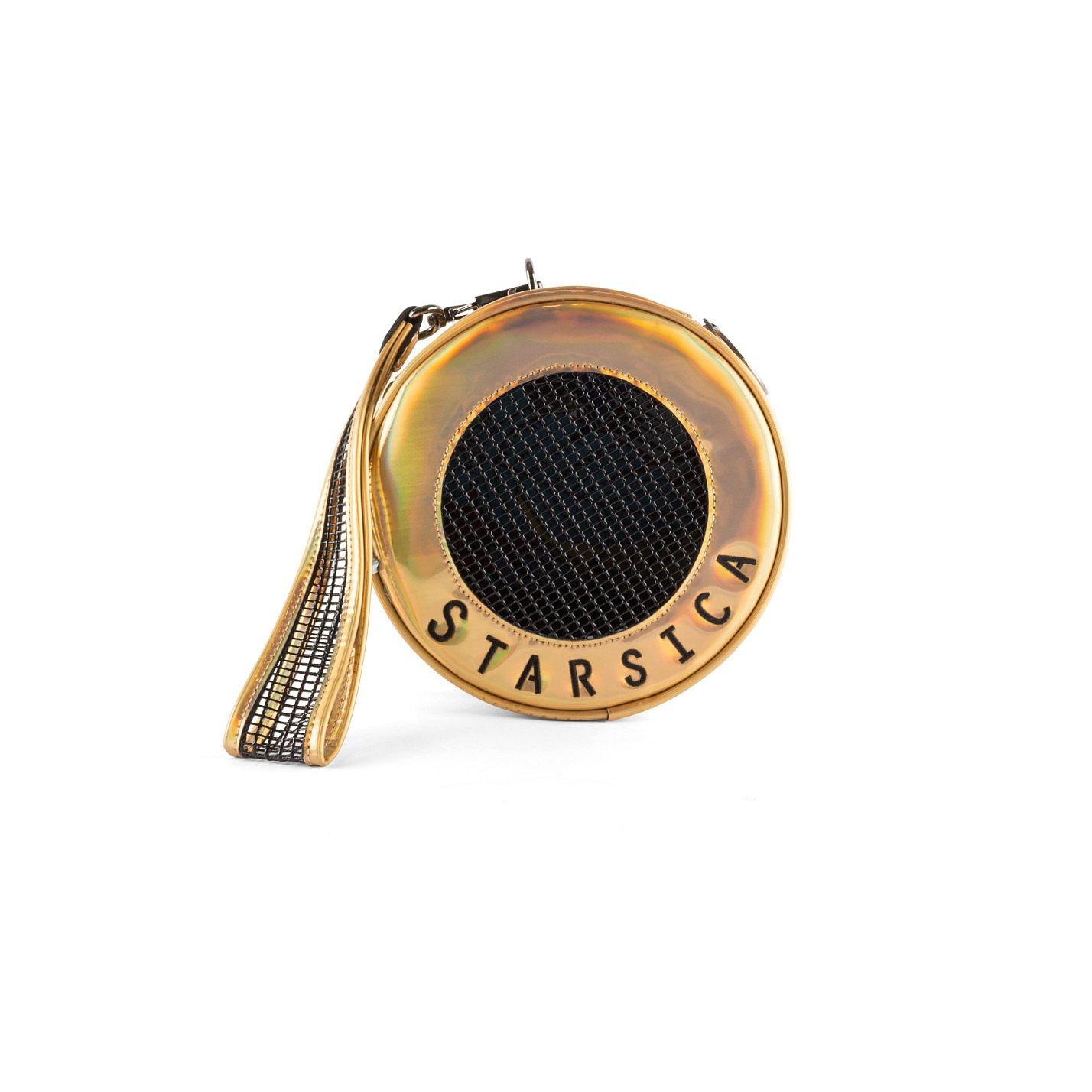 Starsica Gold Circle Bag