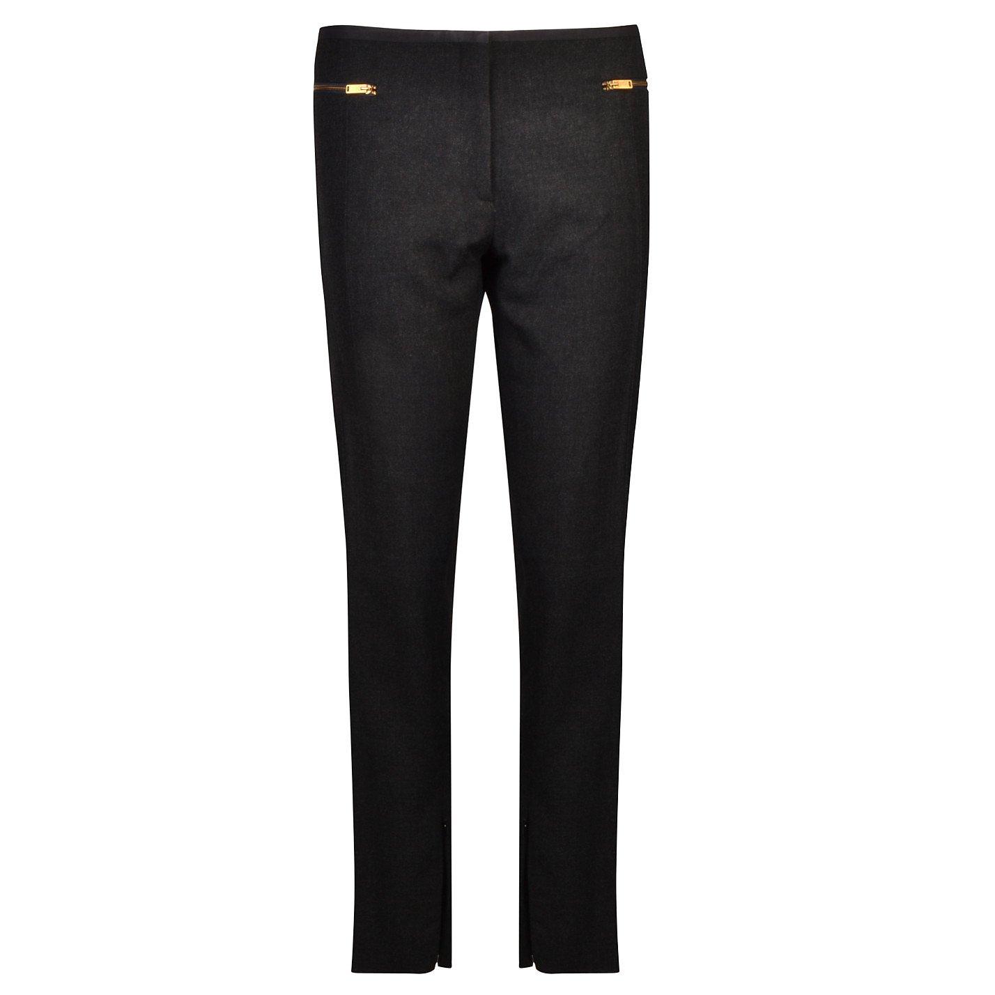 CÉLINE Wool Military Trousers