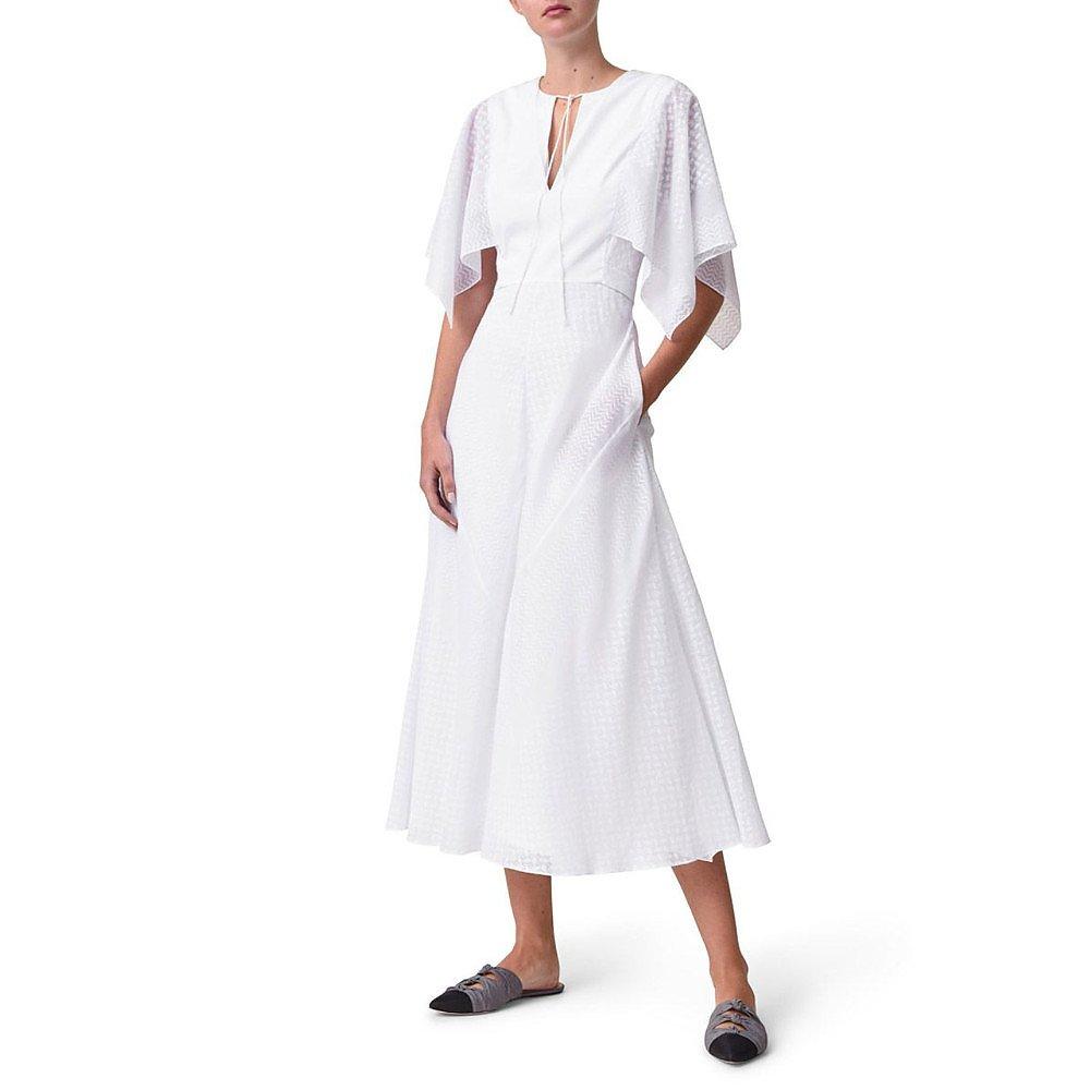 Noon By Noor Todd Scarf Weave Dress
