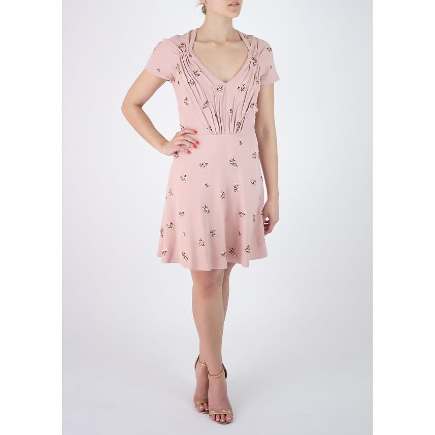 Miu Miu Embellished  Dress