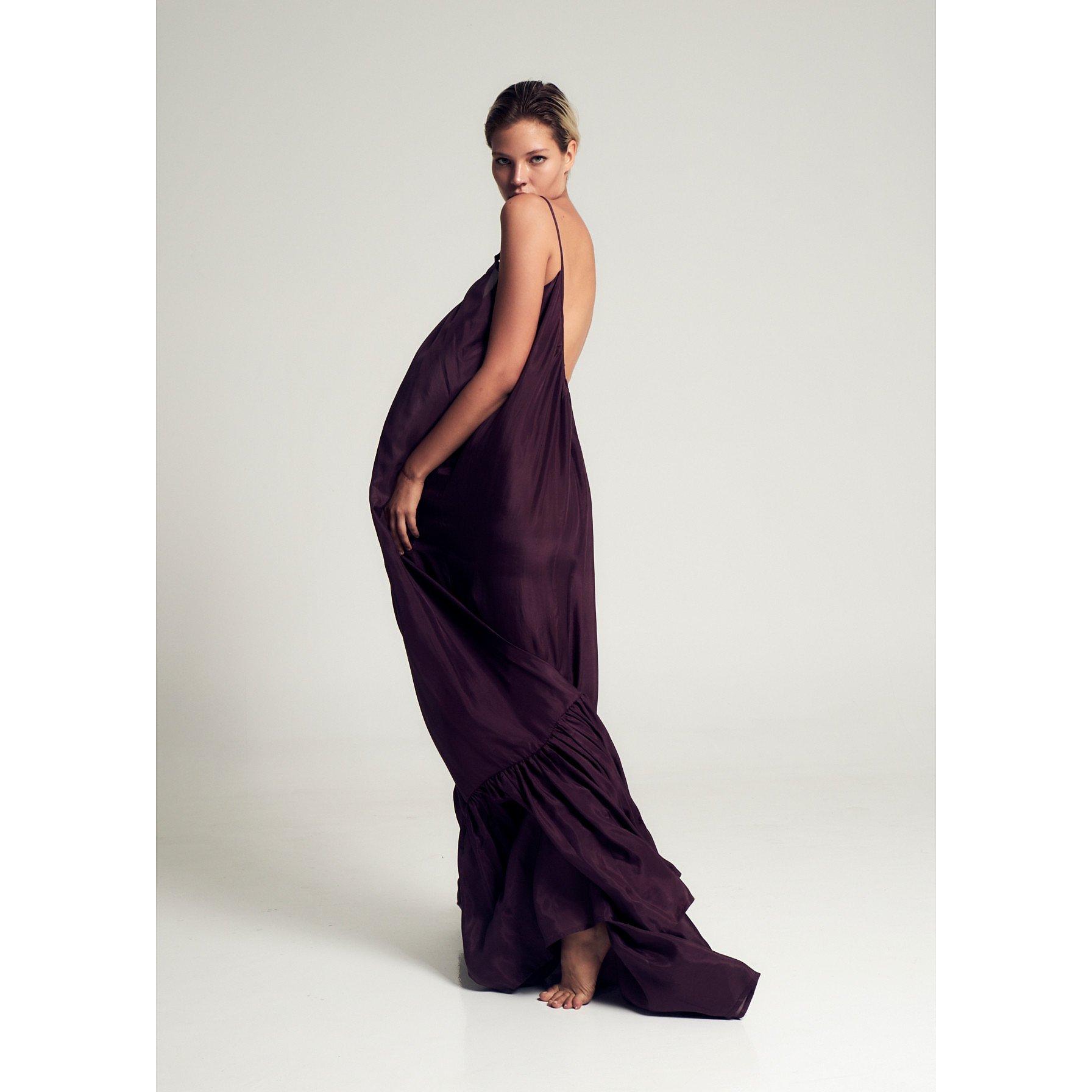 Kalita Brigitte Maxi Dress Press Sample