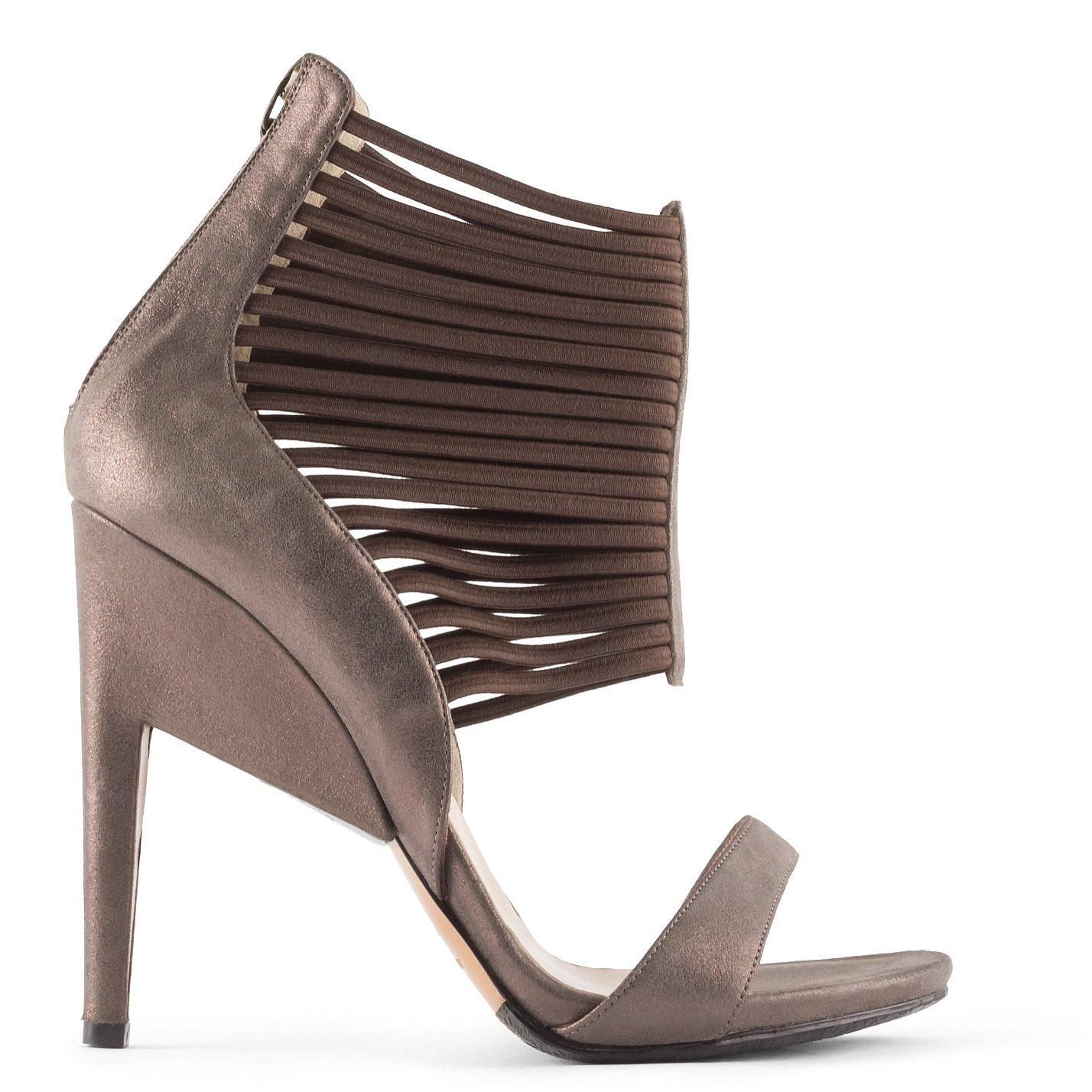 Nicholas Kirkwood Gladiator Style High Heel Sandals
