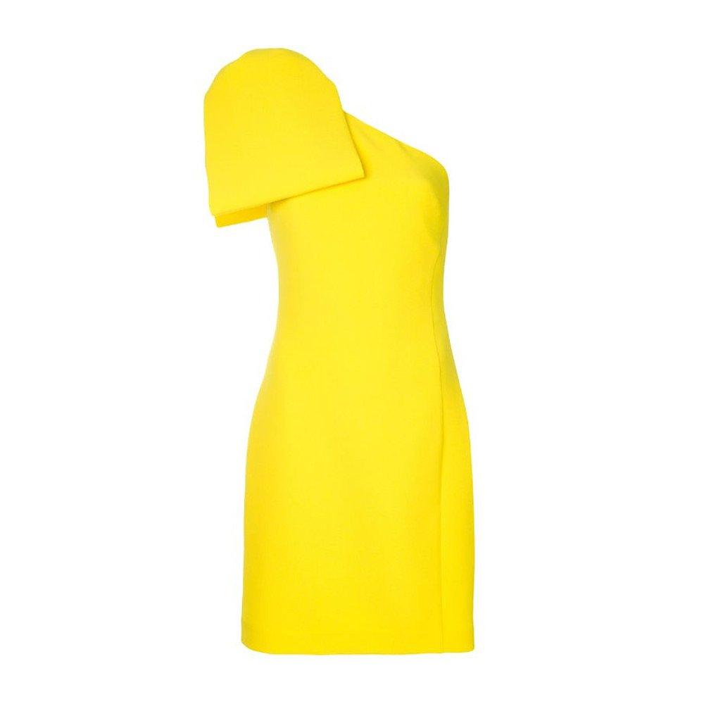 Rebecca Vallance Hamptons Bow Mini Dress