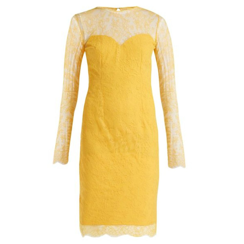 Emilio De La Morena Julietta Lace Dress