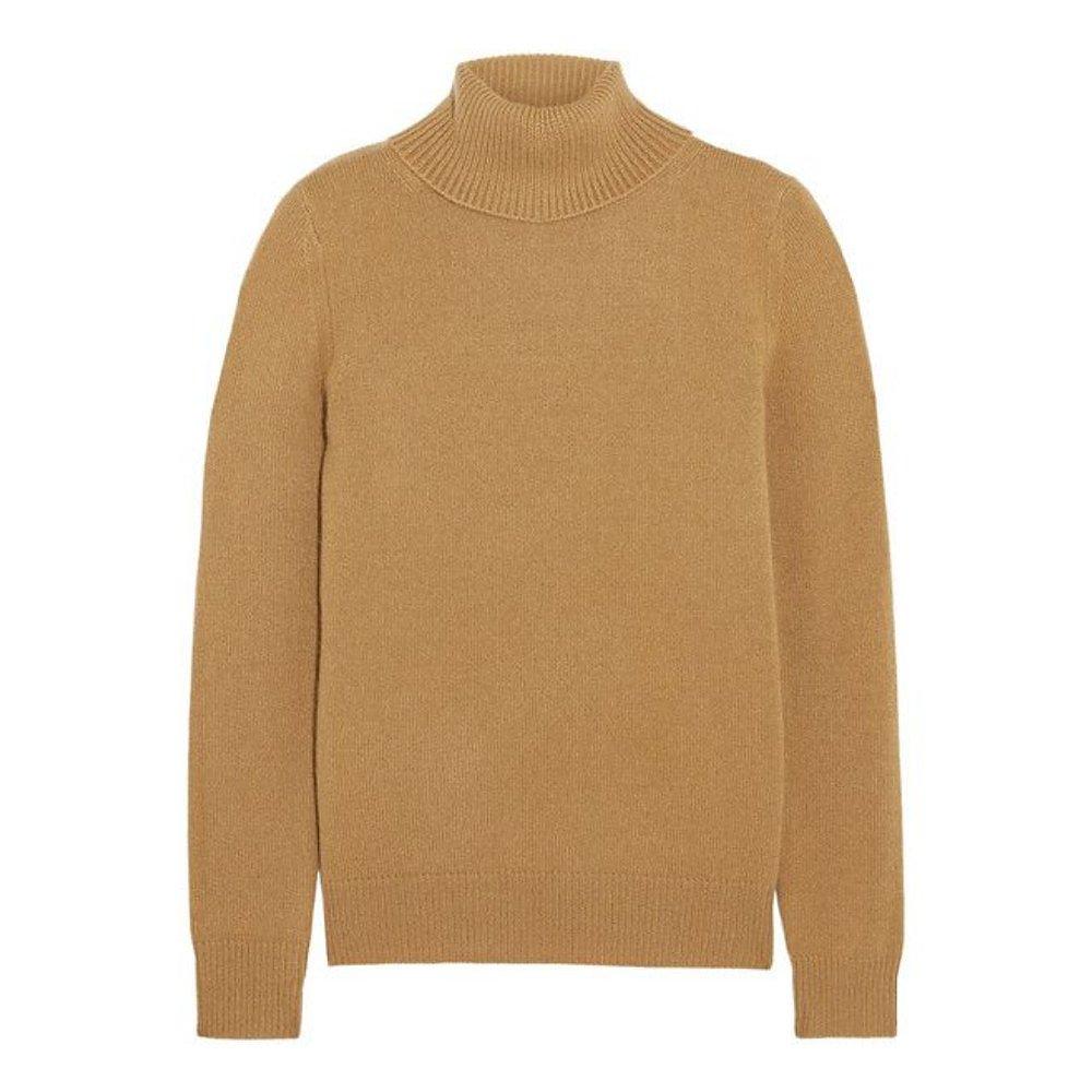 Chloé Cashmere Turtle Neck Sweater