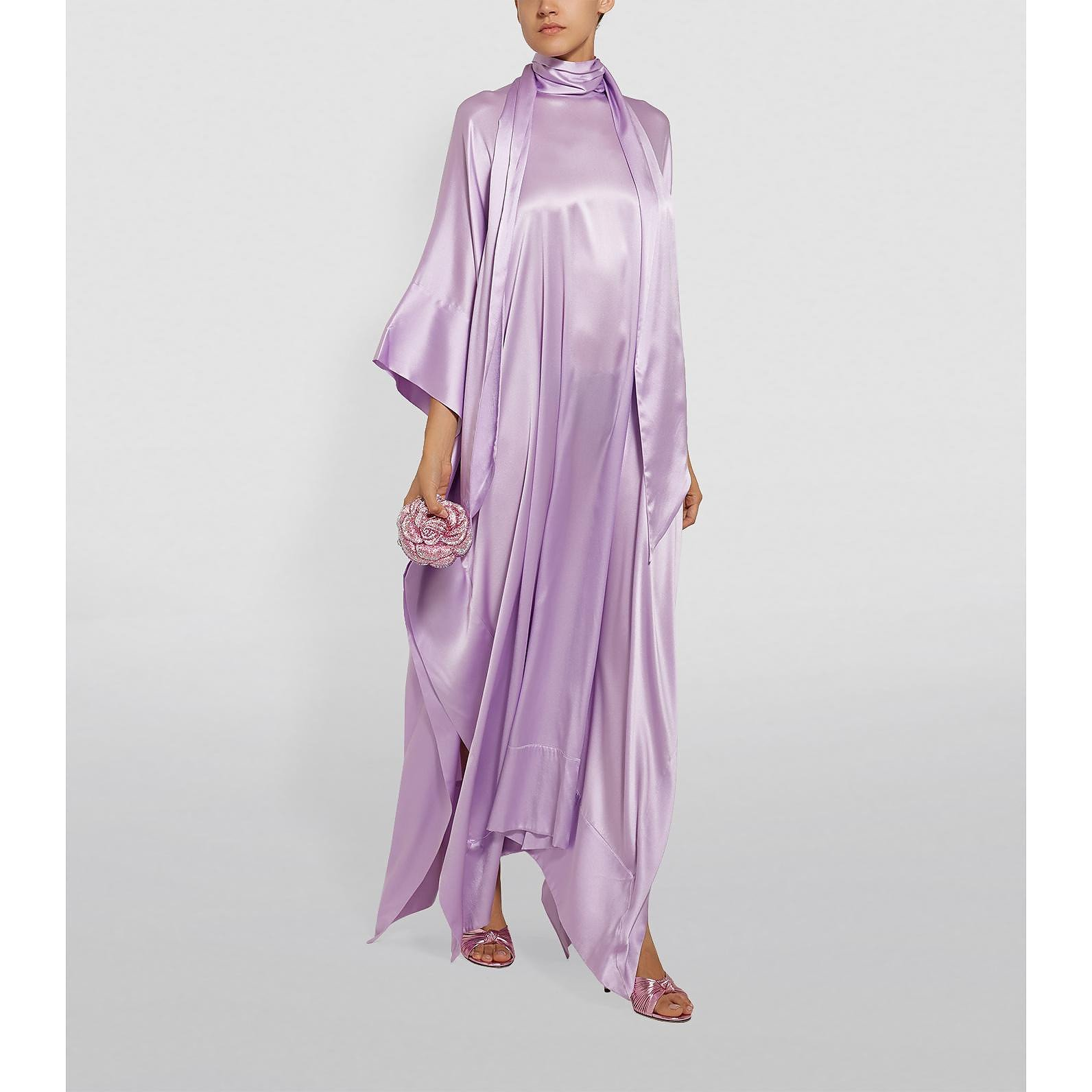 Taller Marmo New Age Kaftan Dress