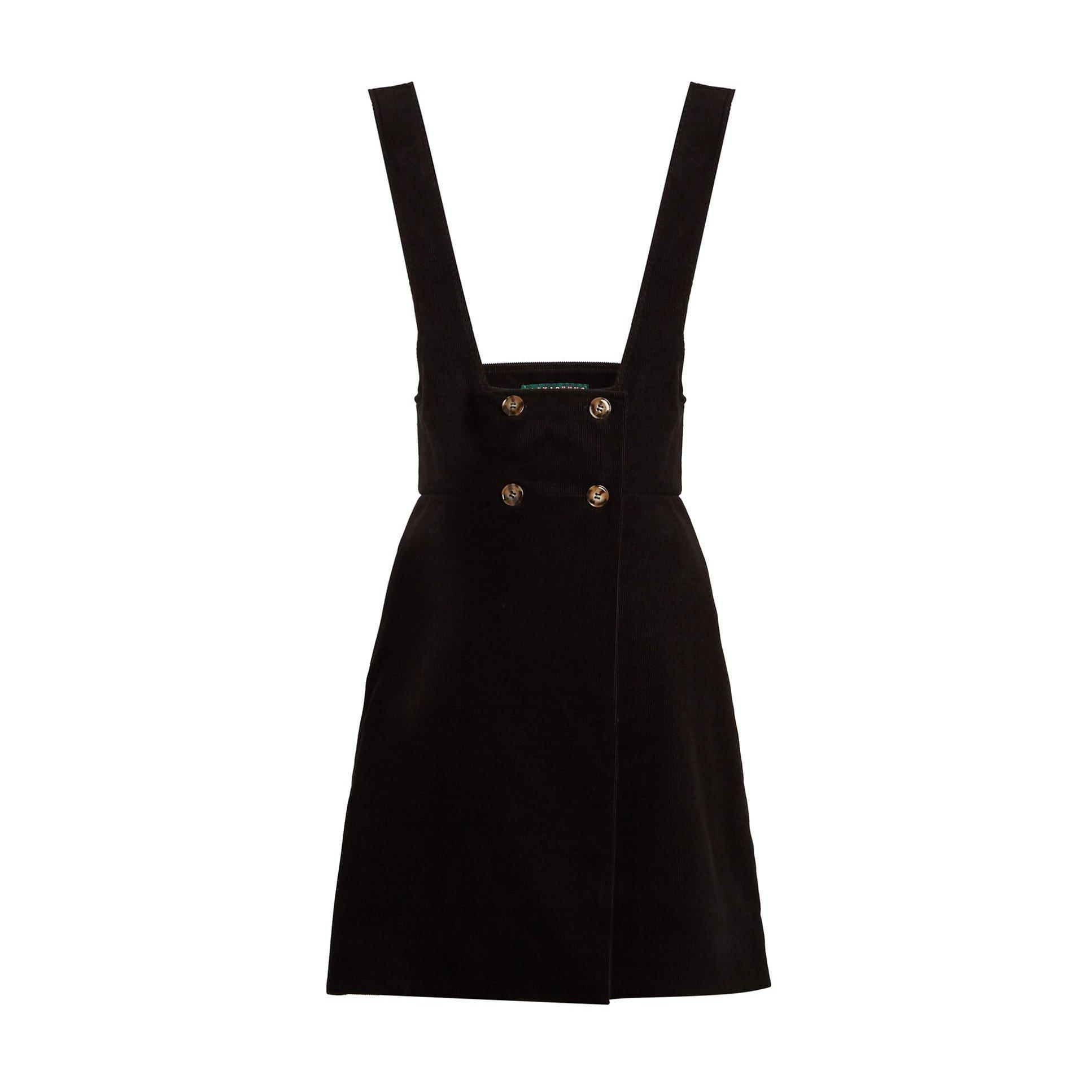 Alexa Chung Pinafore Dress