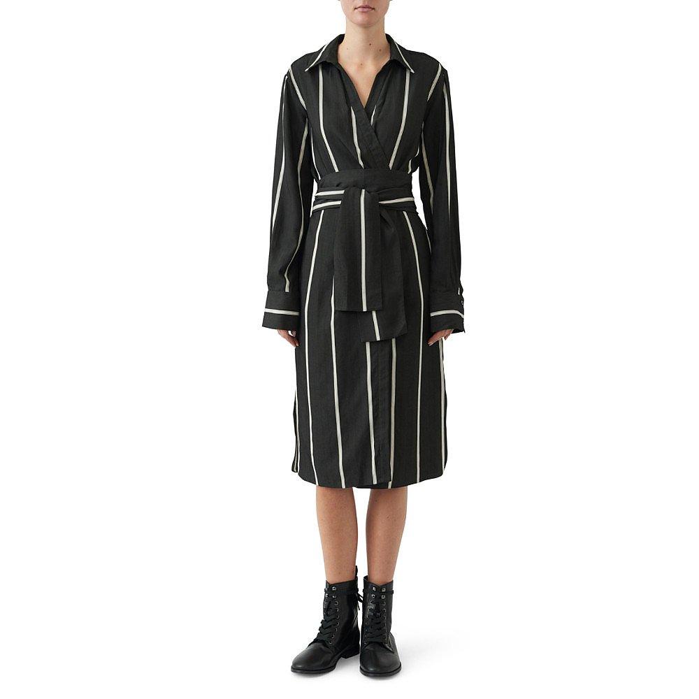 Noon By Noor Hudson Belted Dress