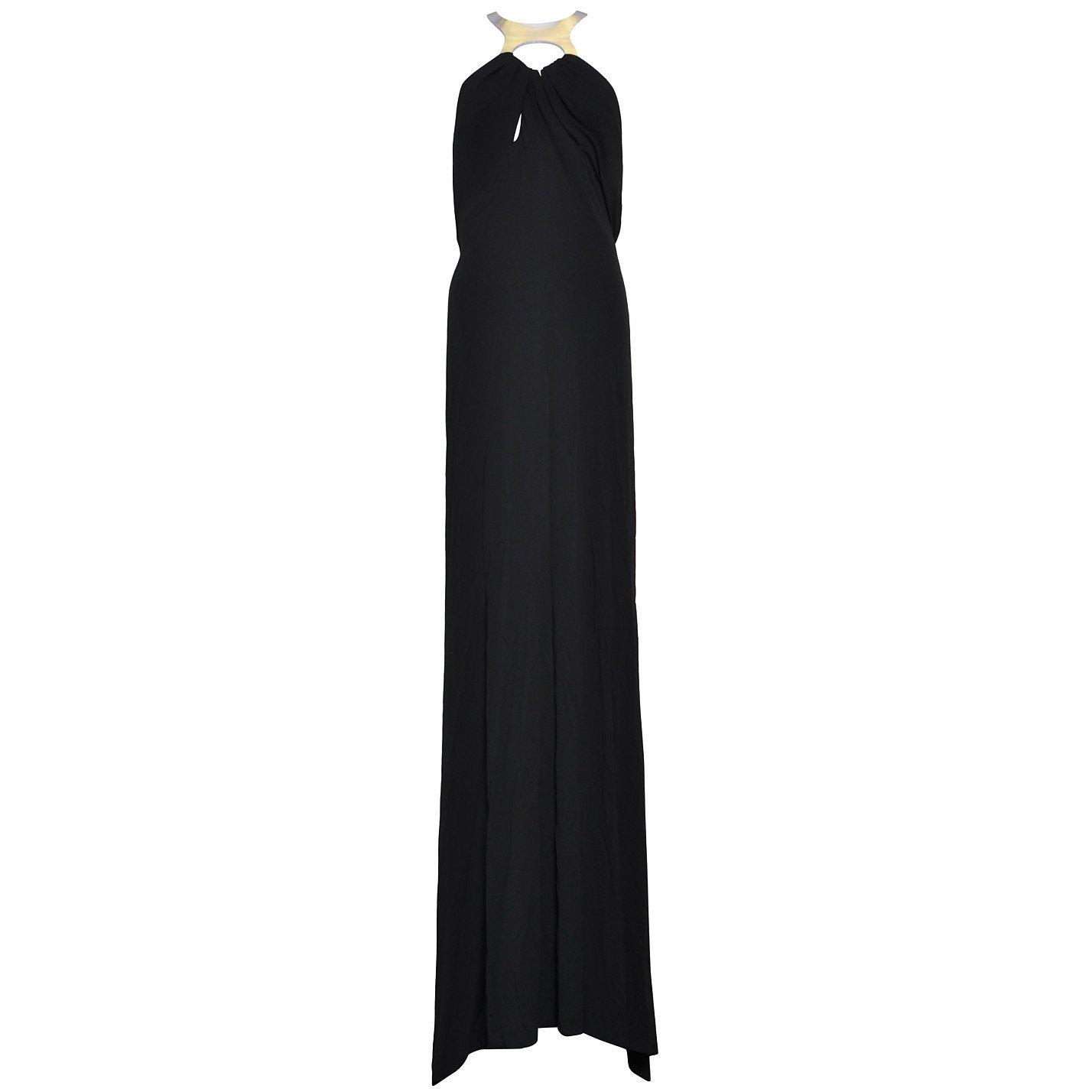 Kaufmanfranco Halterneck Maxi Dress
