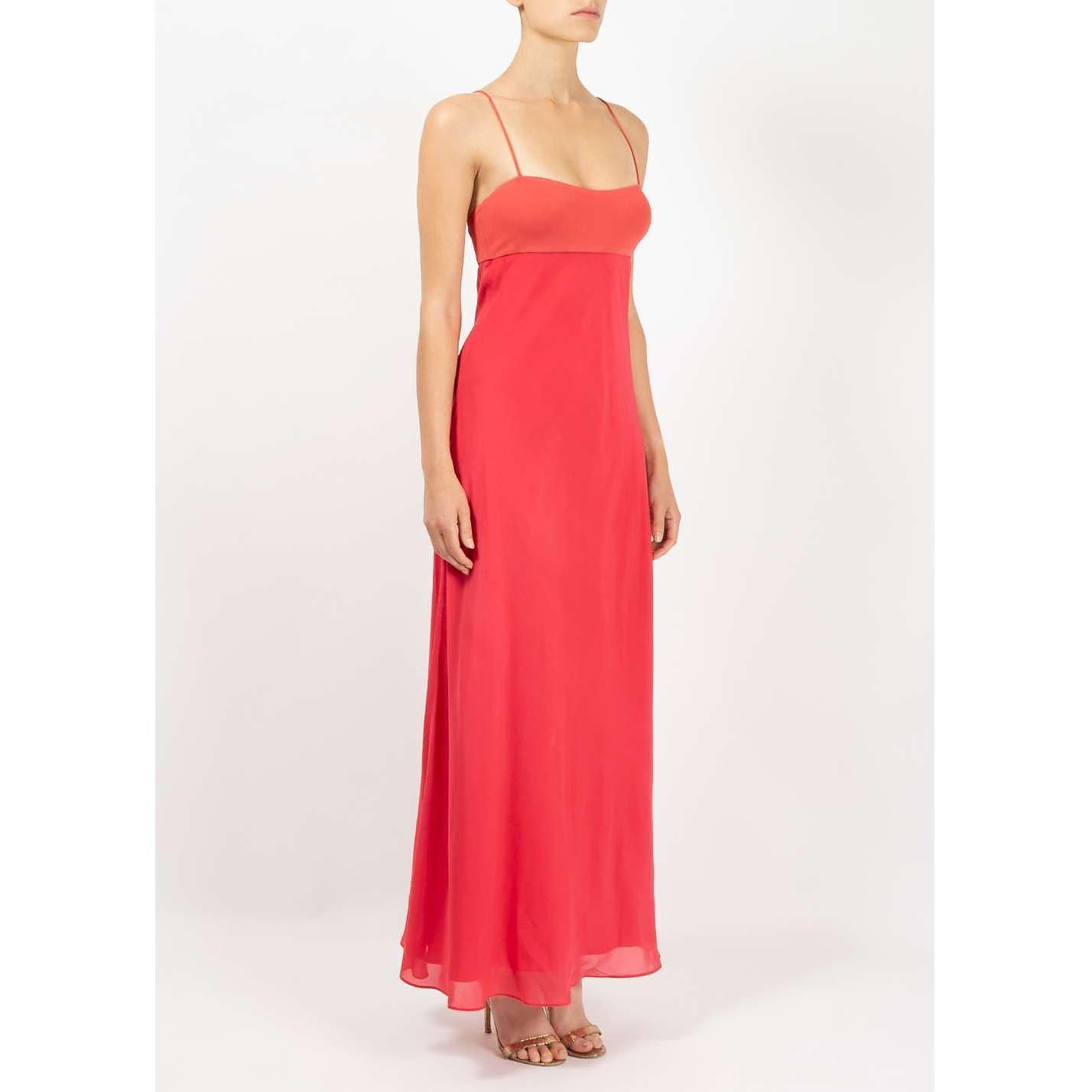 Narciso Roderigueiz Silk Slip Dress