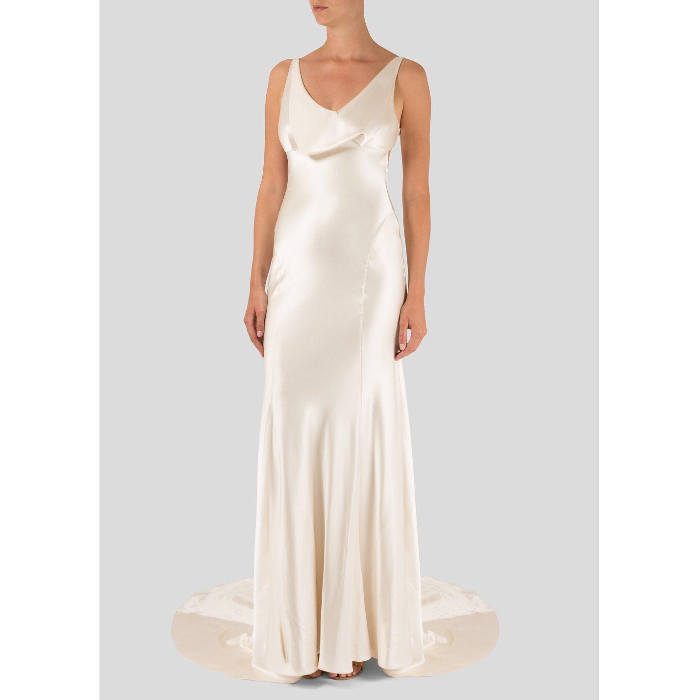 Amanda Wakeley Bridal The Amara Bridal Dress