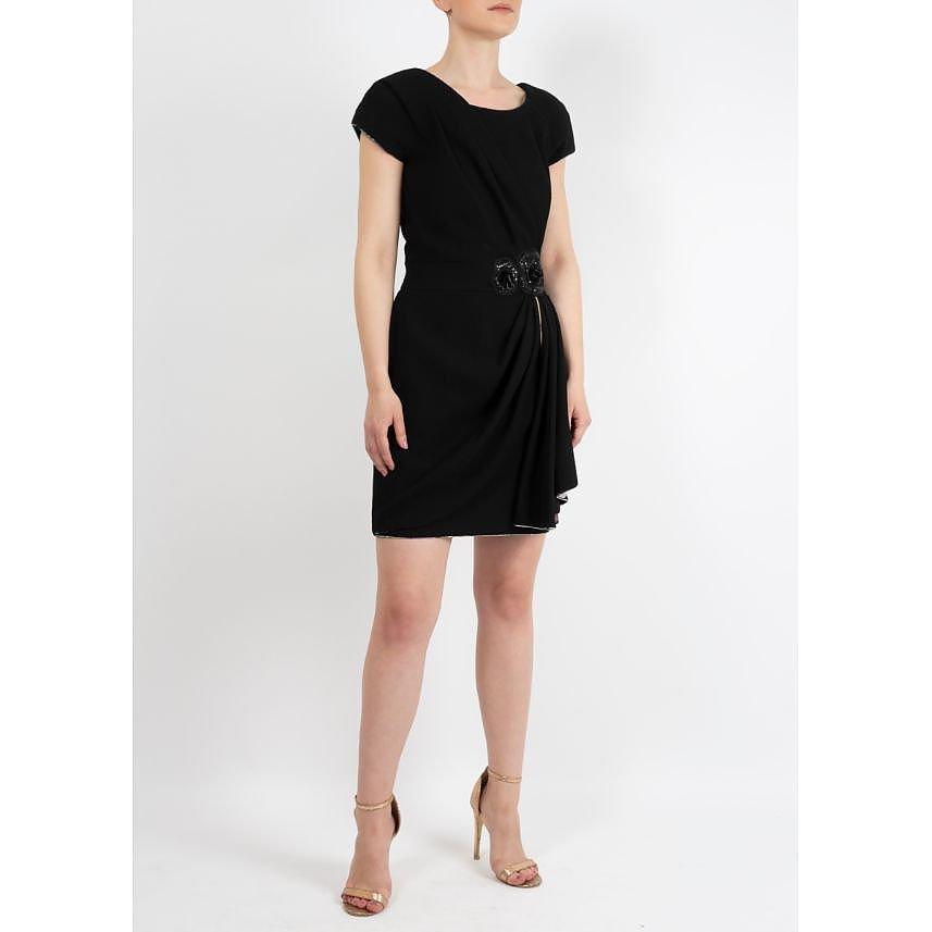Matthew Williamson Cap Sleeve Mini Dress