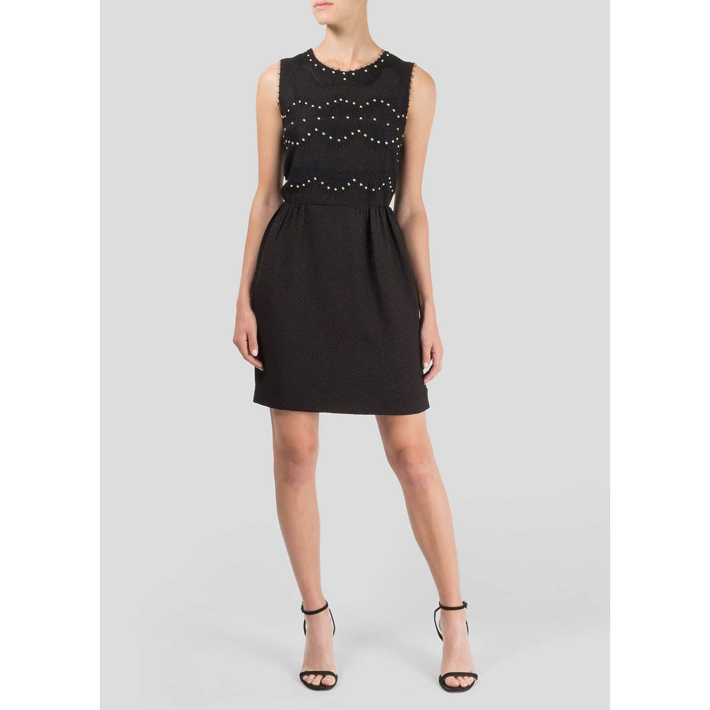 Sandro Studded Dress